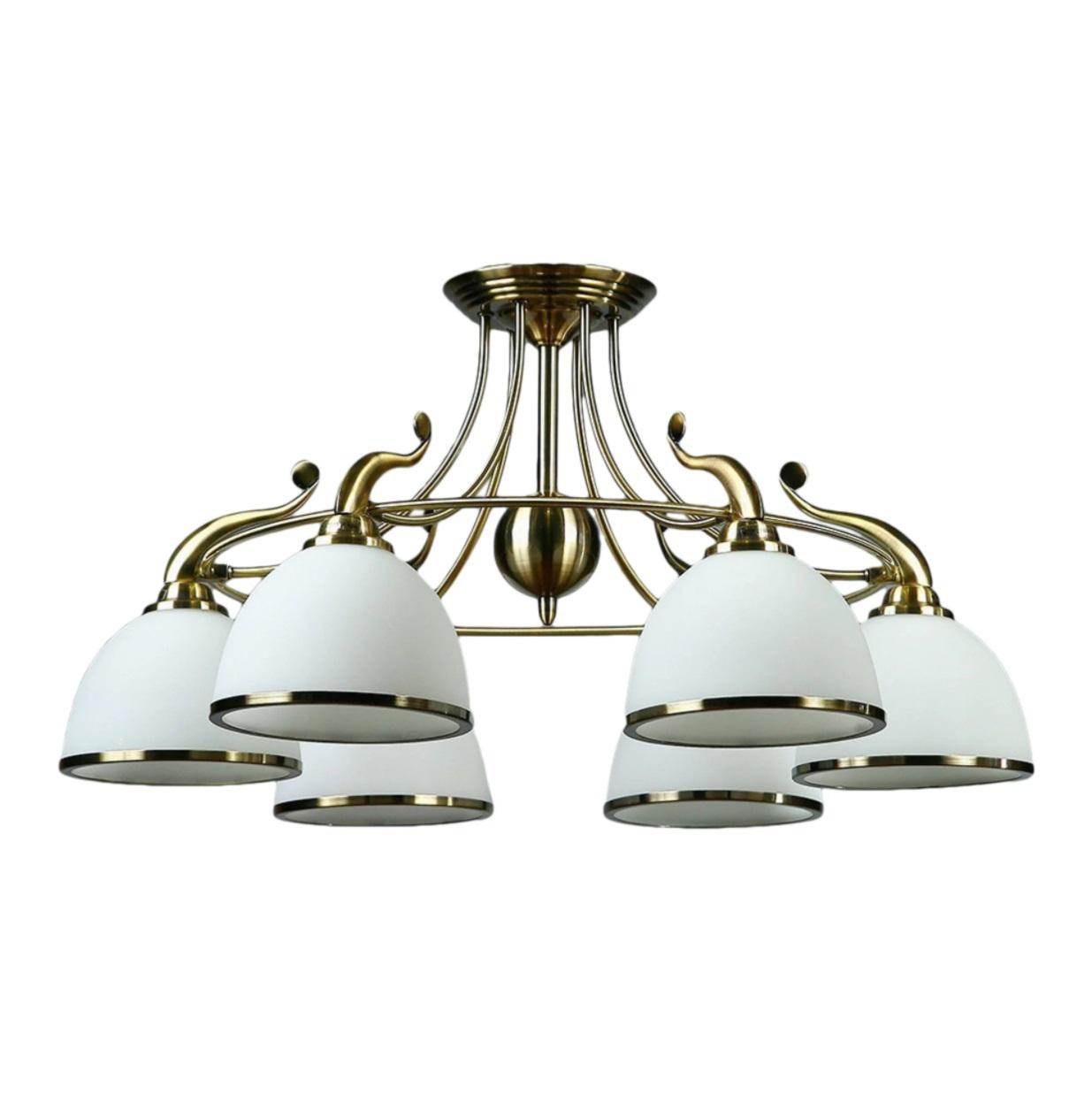 Светильник потолочный Brizzi ma 02401cb/006 bronze