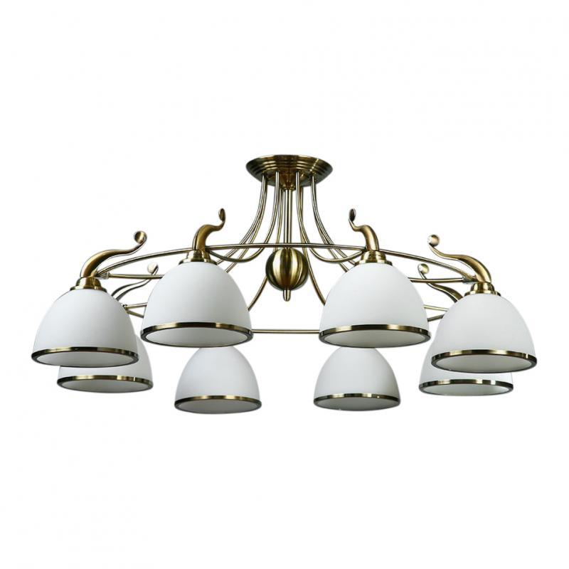 Светильник потолочный Brizzi ma 02401cb/008 bronze