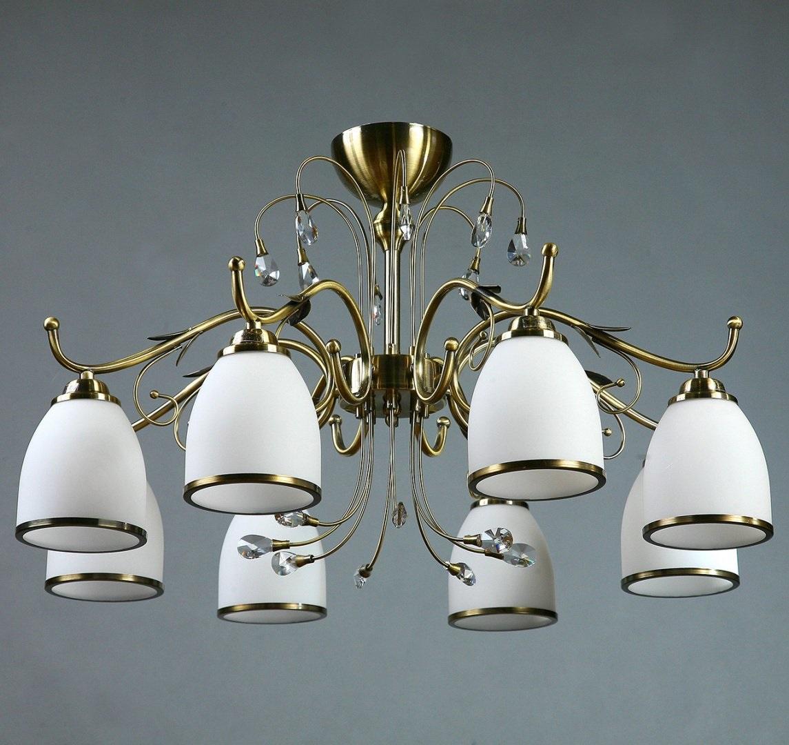Светильник потолочный Brizzi ma 02640c/008 bronze