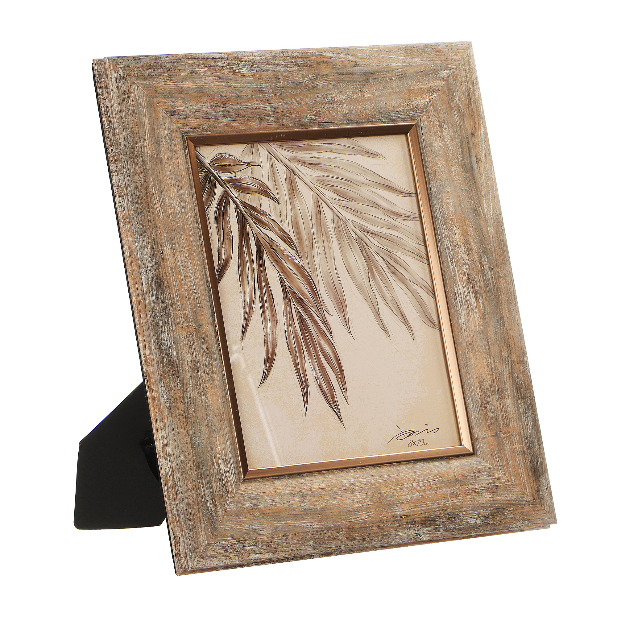 Фоторамка H.. Frames дерево 33.7х8.8х2см для фото 20х25