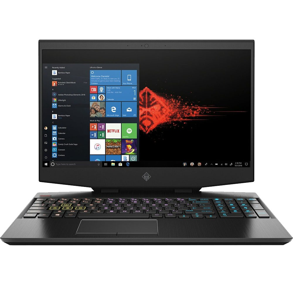 Фото - Ноутбук HP Omen 15-dh0027ur 8PK56EA ноутбук hp omen 15 ce008ur 2500 мгц