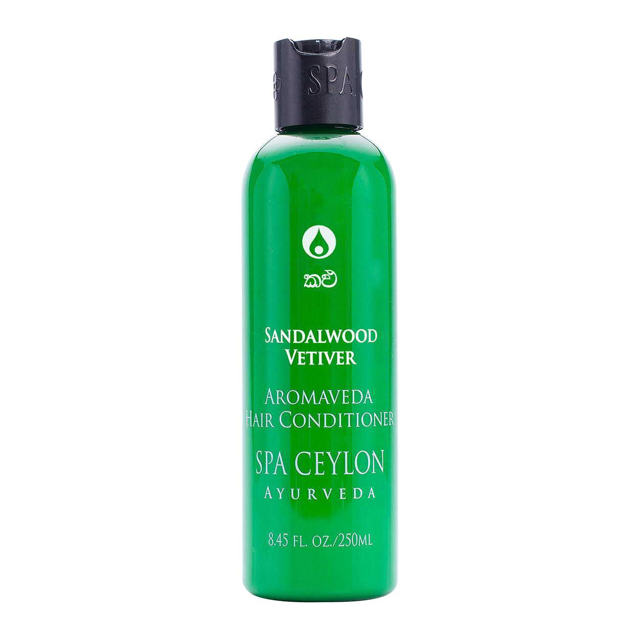 набор spa ceylon ayurveda spa Кондиционер для волос Spa Ceylon Сандал и Ветивер 250 мл