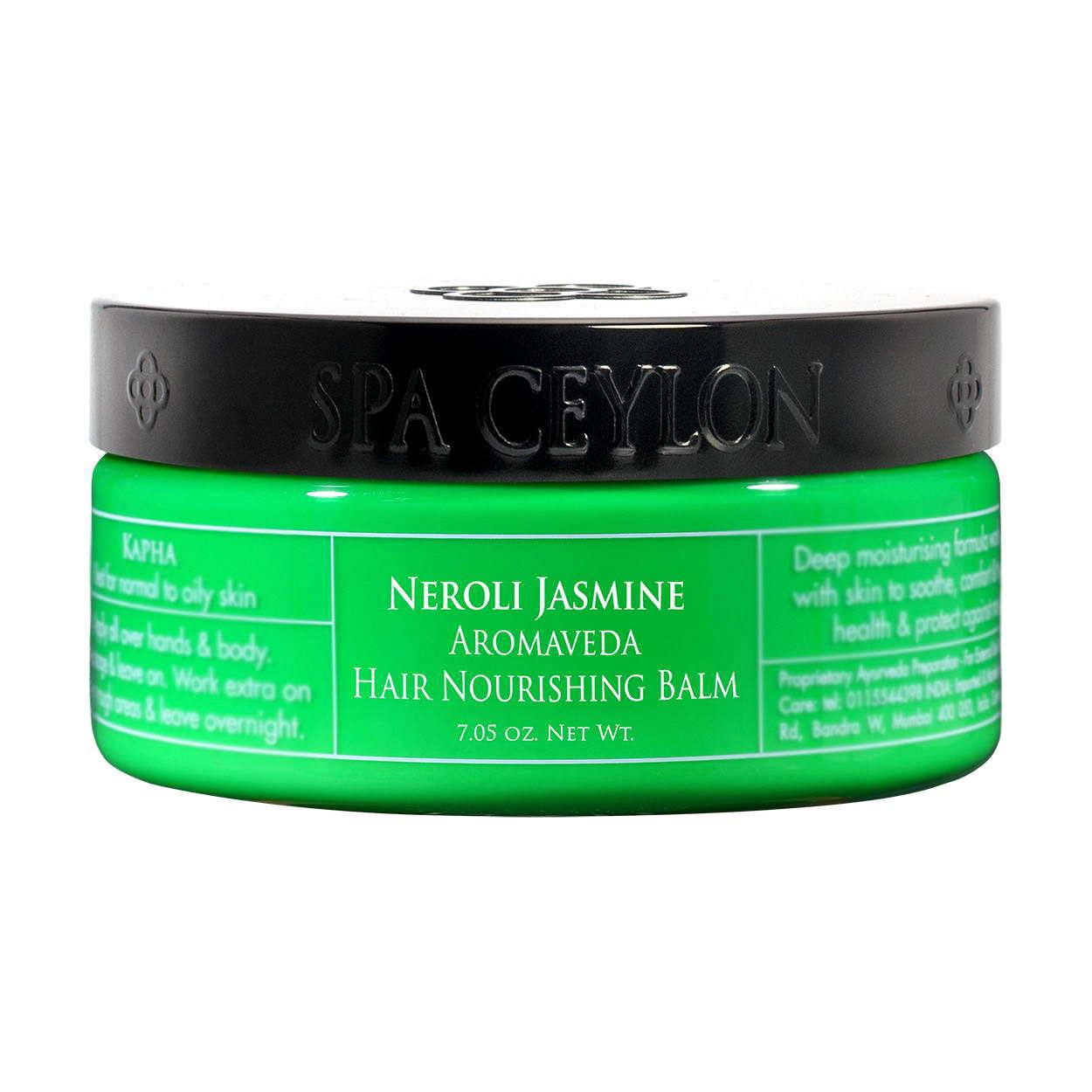 Бальзам для волос Spa Ceylon Нероли и жасмин 250 мл spa ceylon бальзам для губ цейлонский манго и нероли