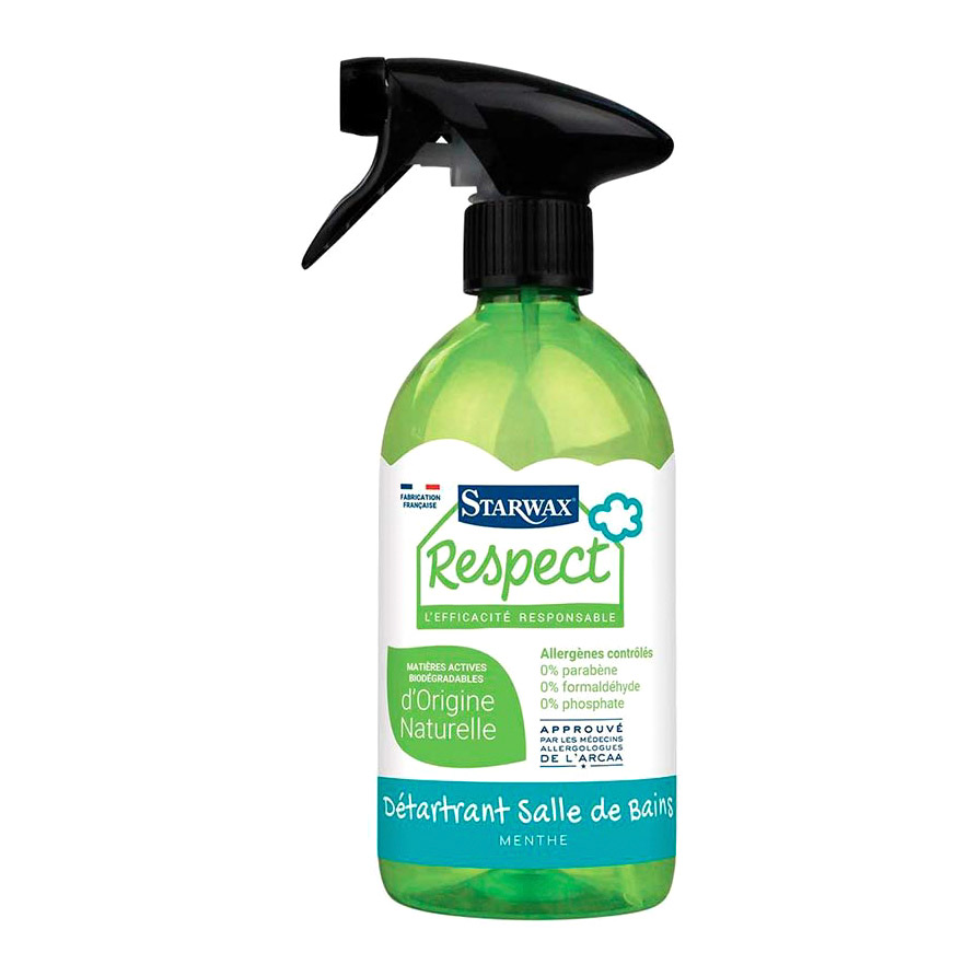 Фото - Срество для мытья ванных комнат Starwax Respect 500 мл гель для чистки унитаза starwax respect 750 мл