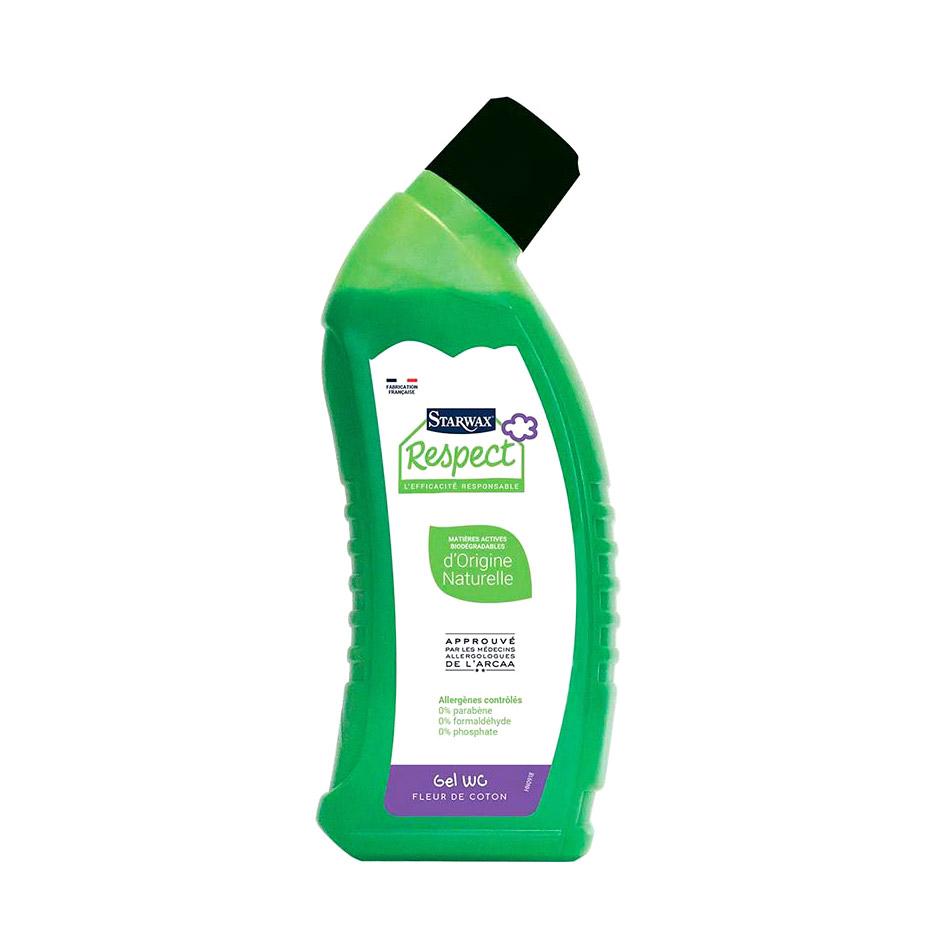Фото - Гель для чистки унитаза Starwax Respect 750 мл гель для чистки унитаза starwax respect 750 мл