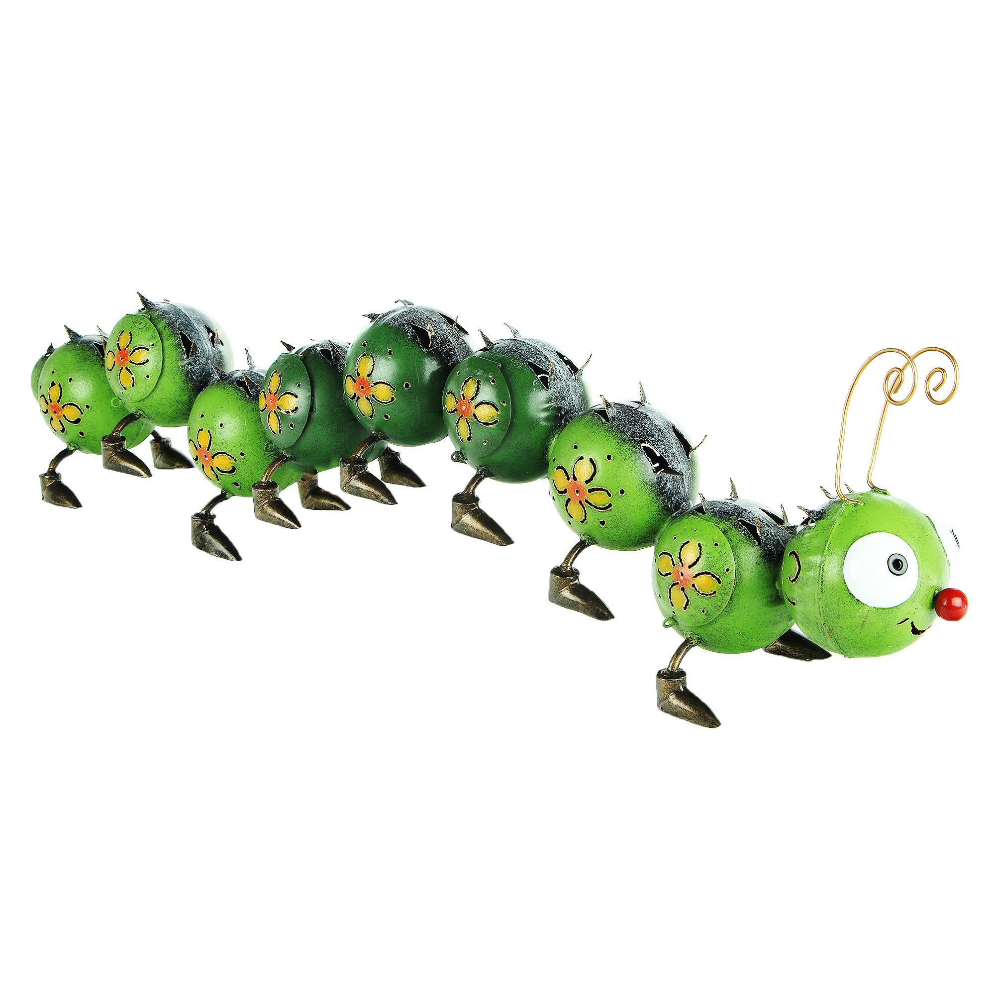Гусеница Medusa иммерсат зеленая 25х14х87 см