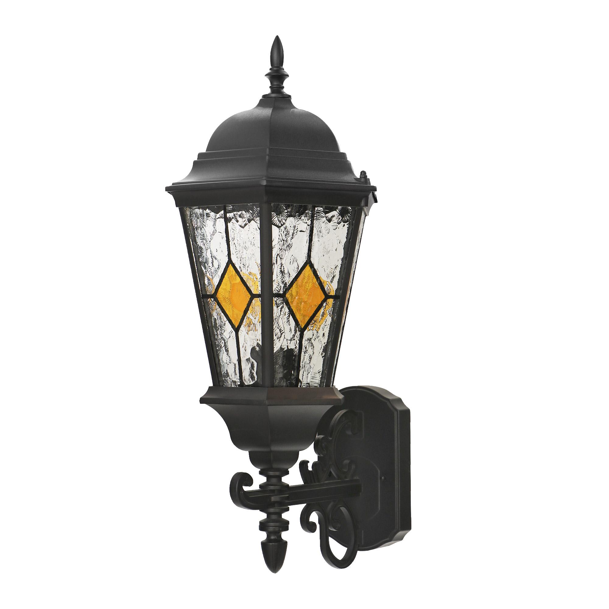 Светильник садовый настенный Amber lamp 8351B фото