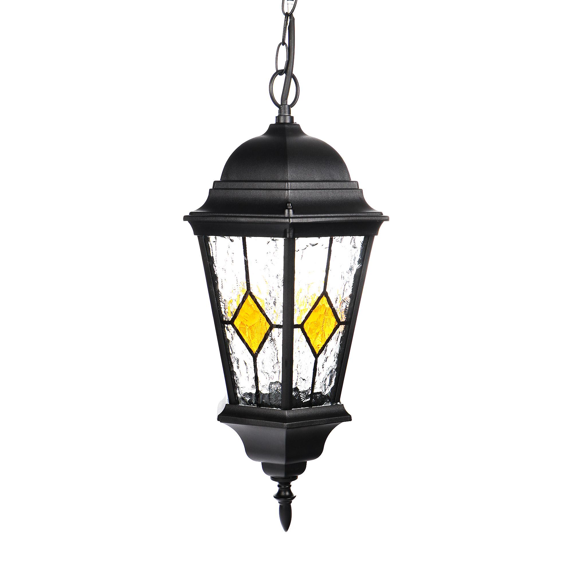 Светильник садовый Amber Lamp подвесной 8355B amber kell keys