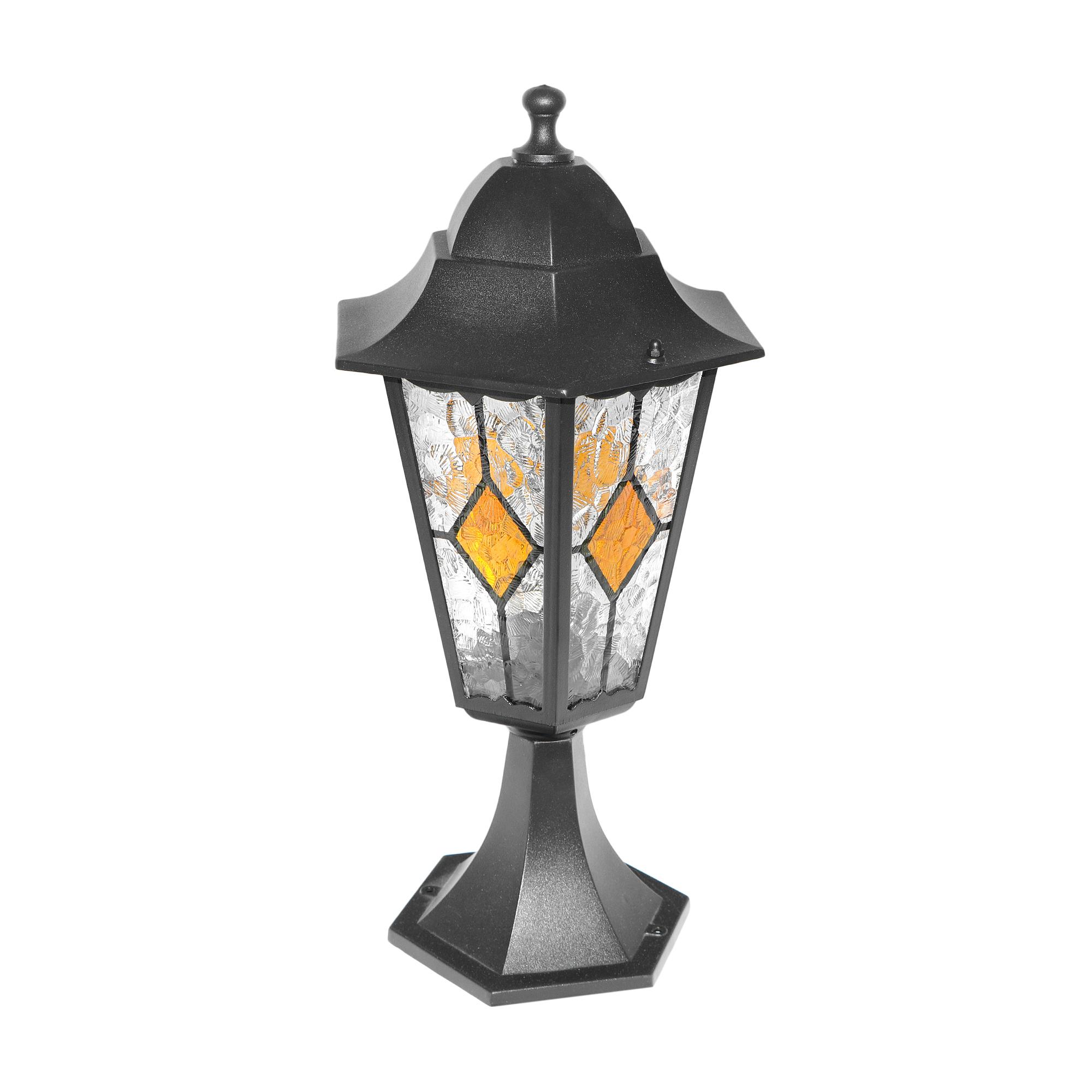 Светильник садовый Amber Lamp 8004lb