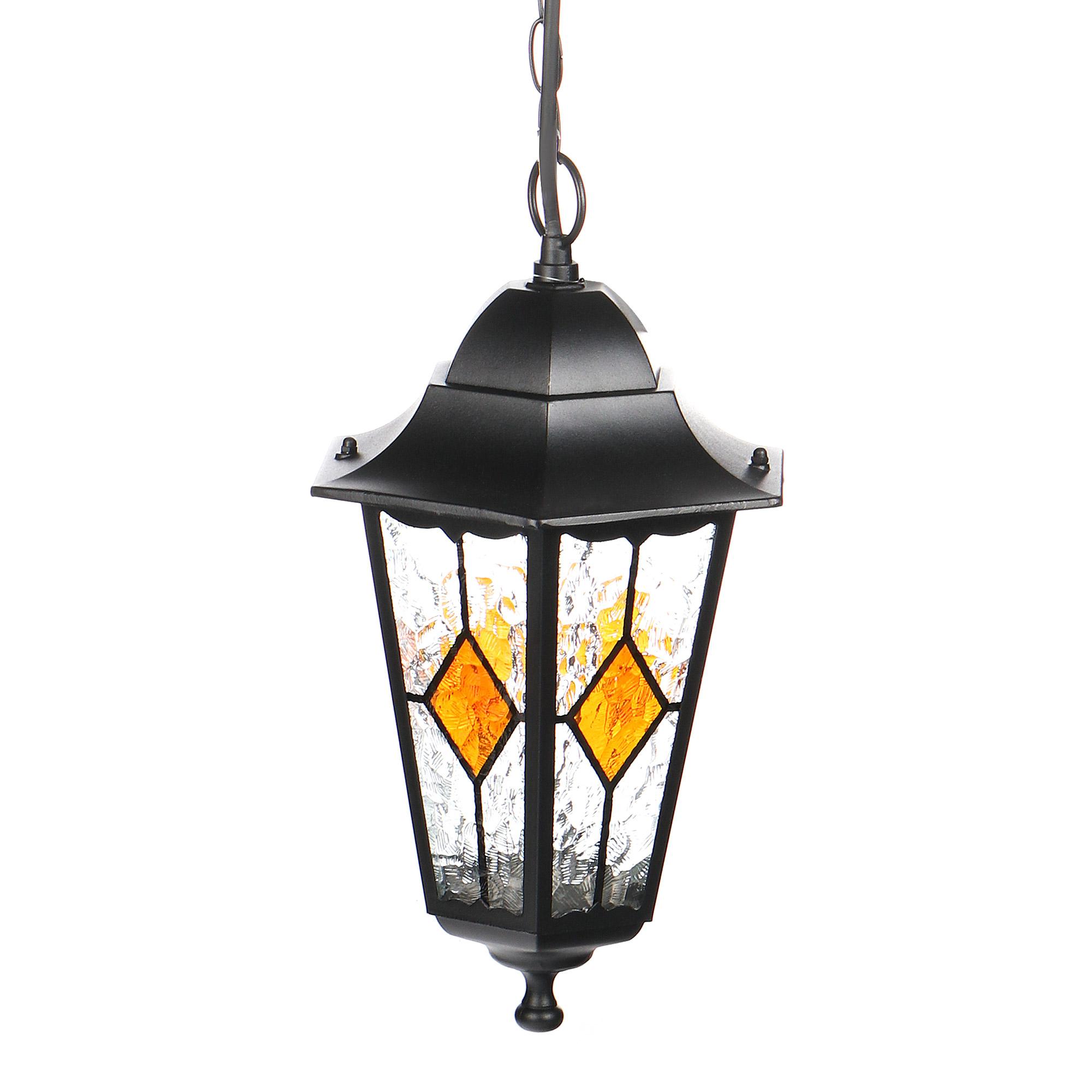 Светильник садовый Amber Lamp подвесной 8005LB amber kell keys