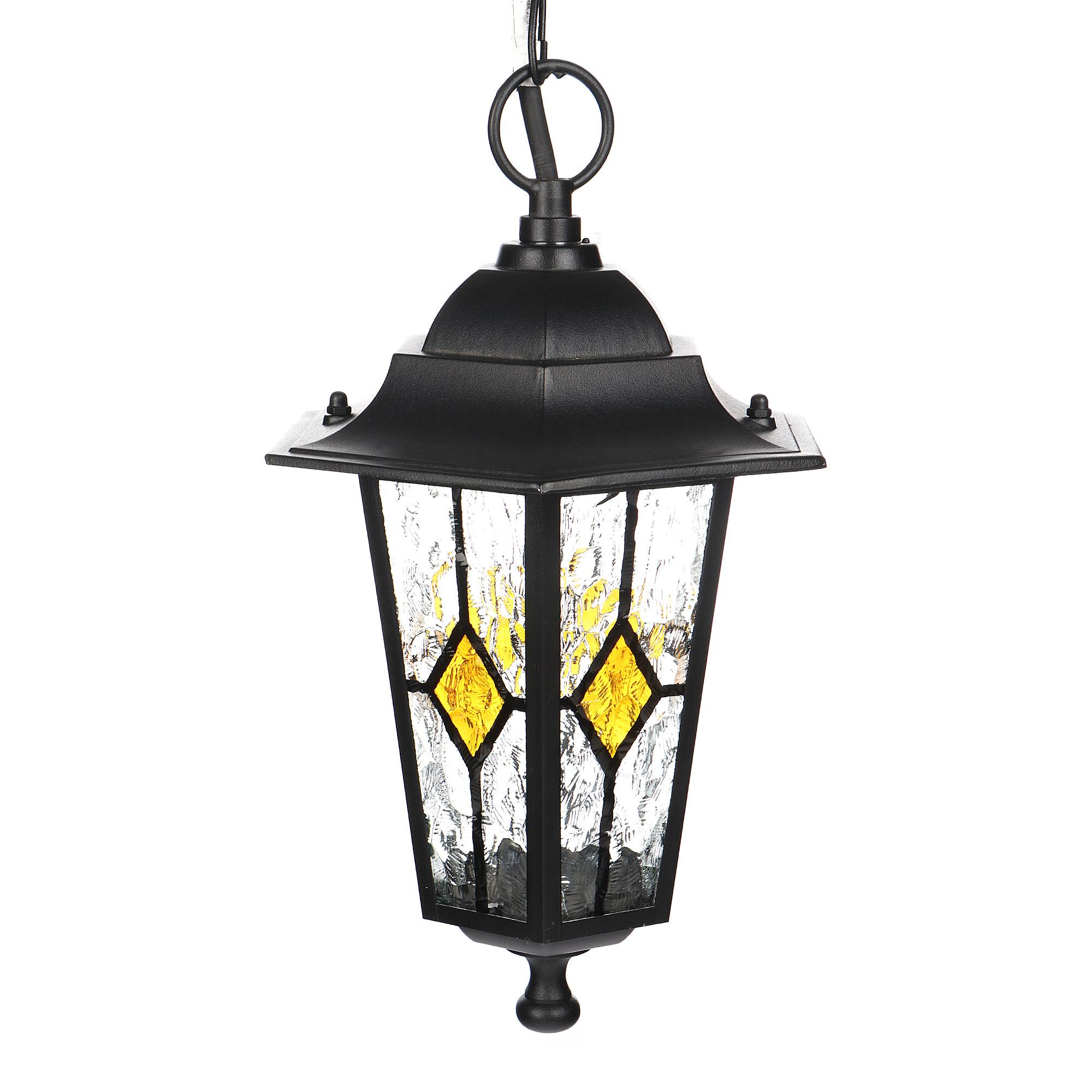 Светильник садовый Amber Lamp подвесной 8005SB amber kell keys