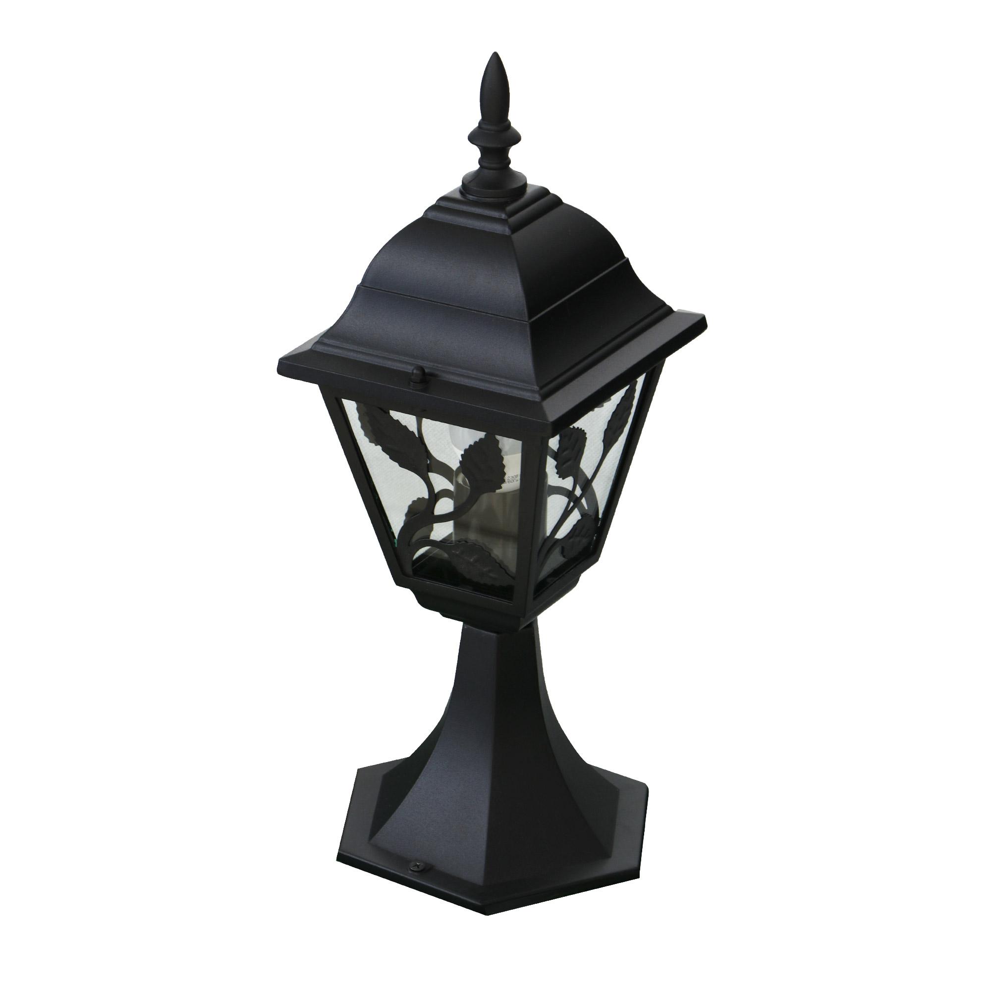 Светильник садовый Amber lamp 8014SHB