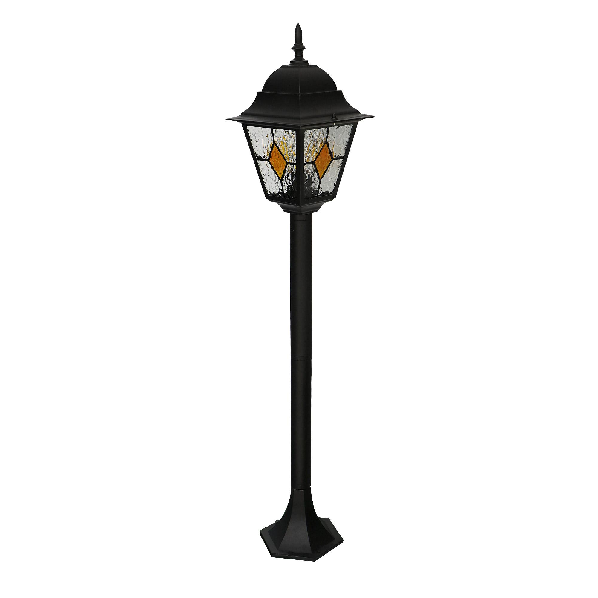 Светильник садовый Amber lamp 8017LHB