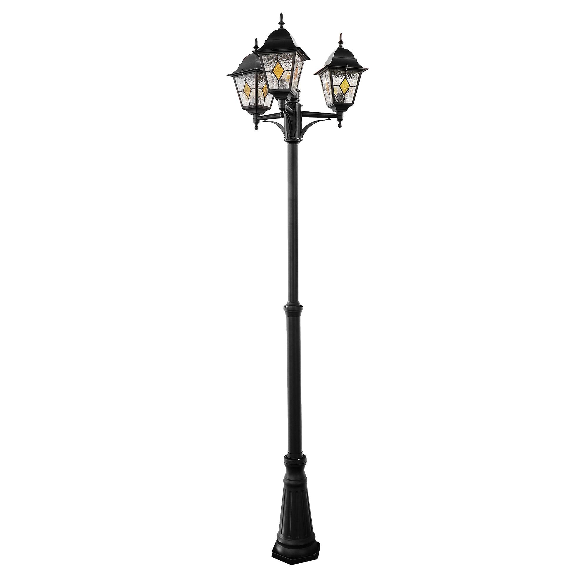 Светильник садовый Amber lamp 9043LHB