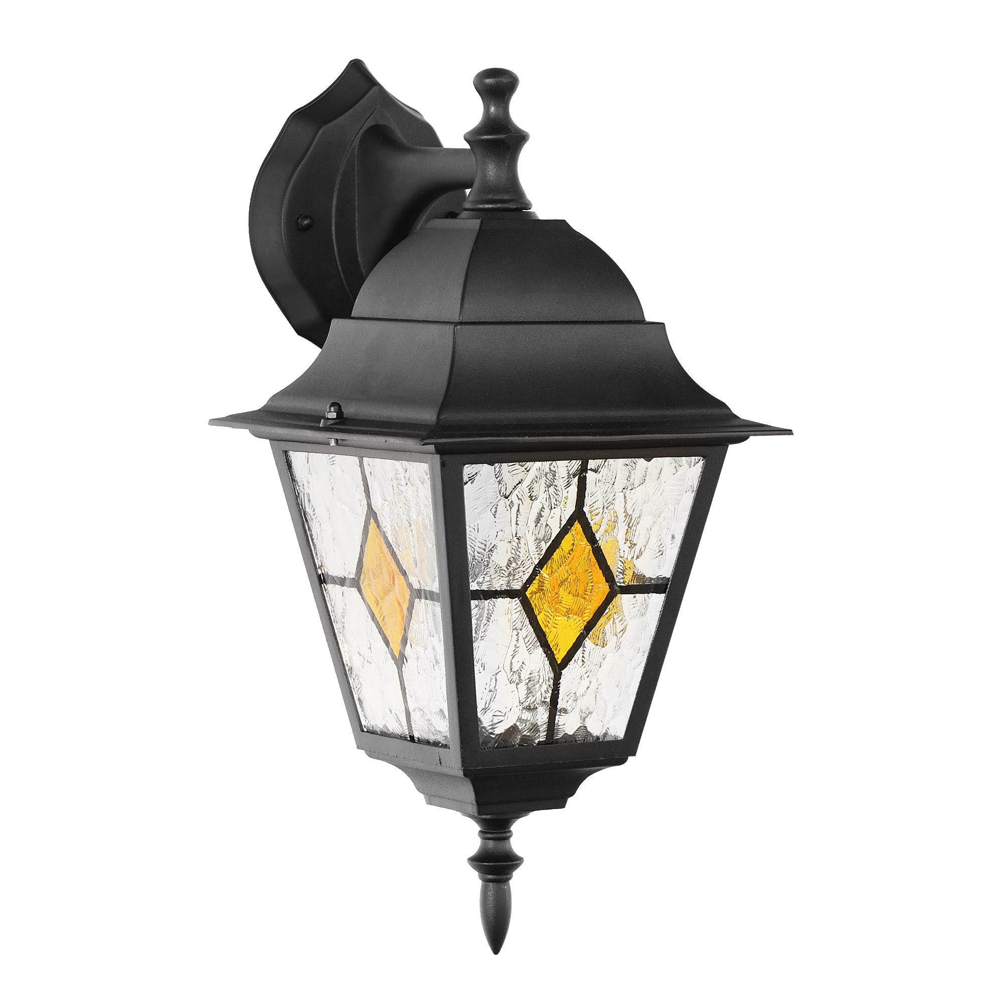 Светильник садовый настенный Amber lamp 8012LHB фото