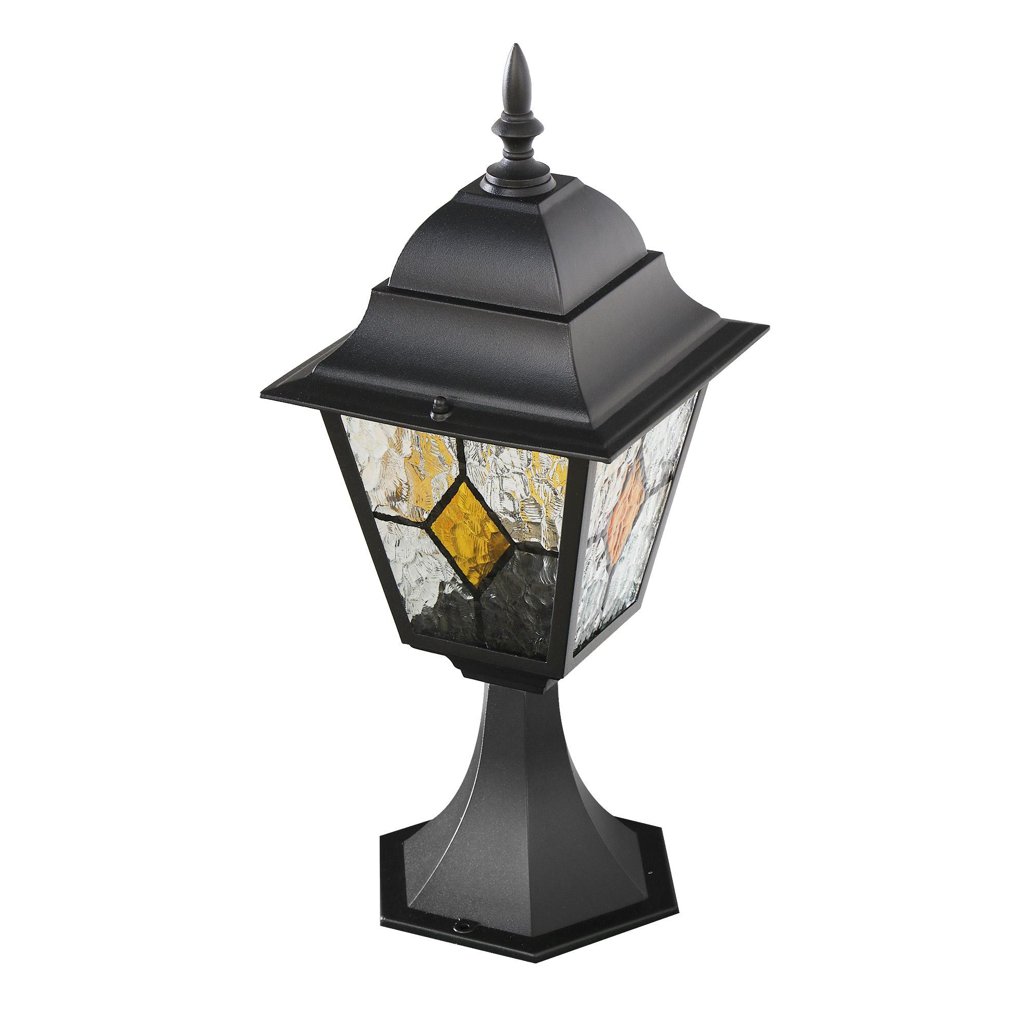 Светильник садовый Amber lamp 8014LHB