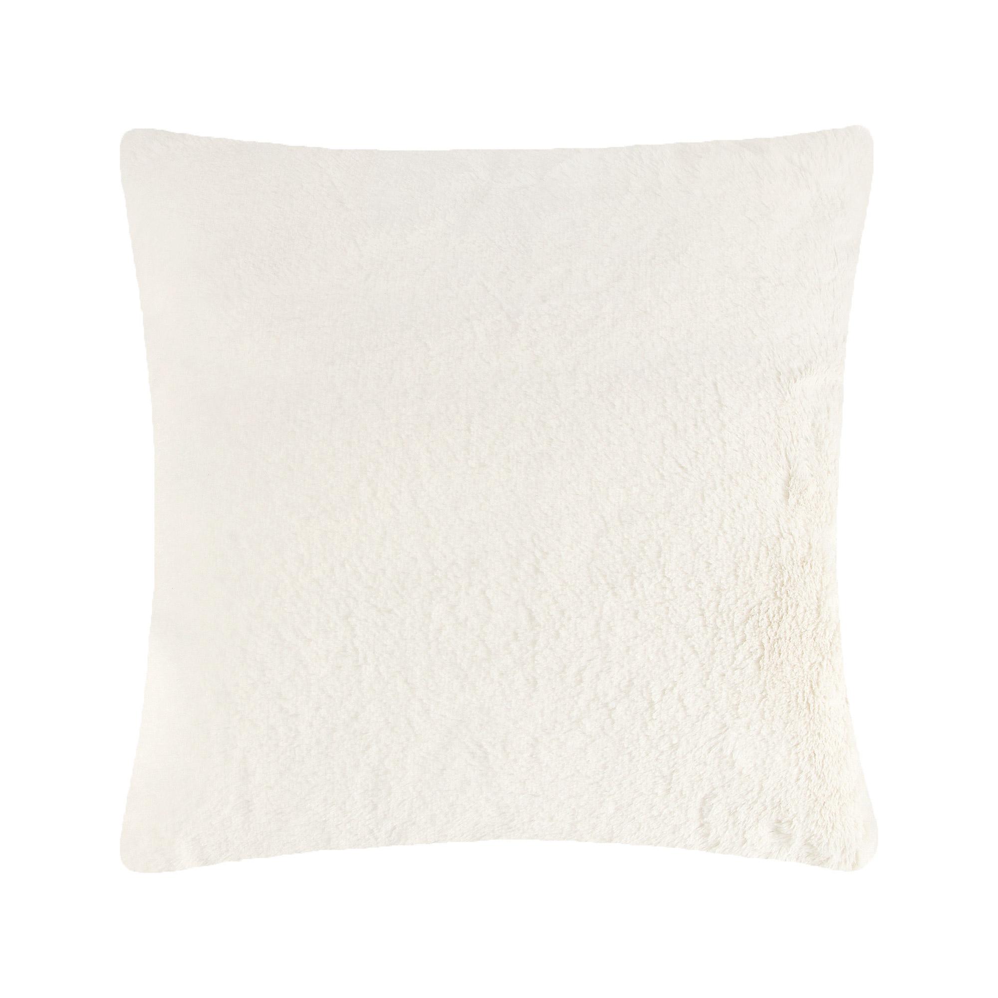 Подушка декоративная Wittkemper cozy кремовая