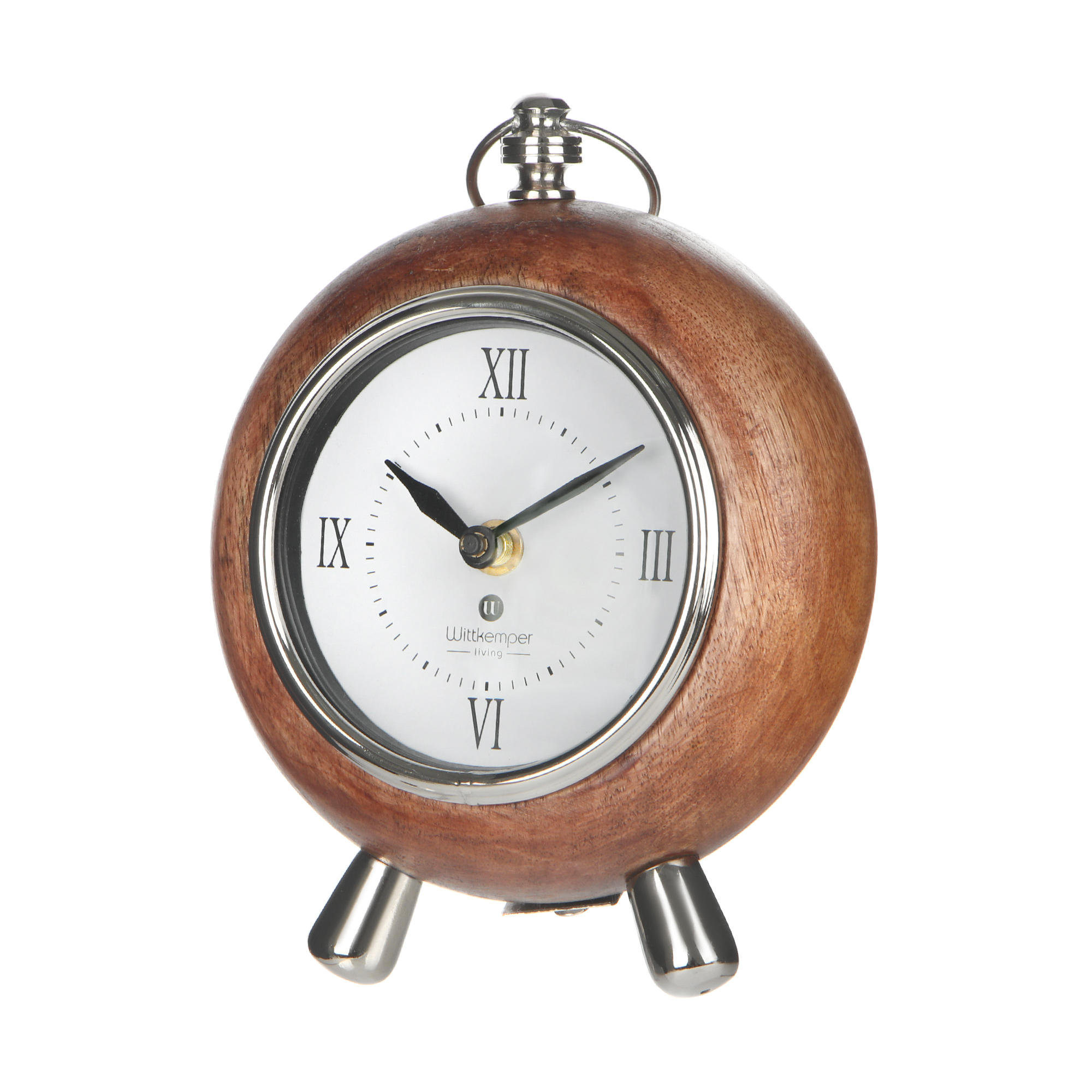 Часы настольные Wittkemper jean круглые часы настольные wittkemper grandfather francois