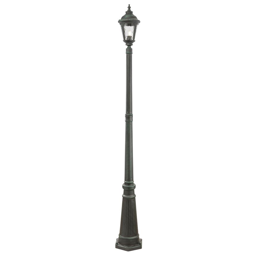 Светильник уличный Maytoni o030fl-01gn