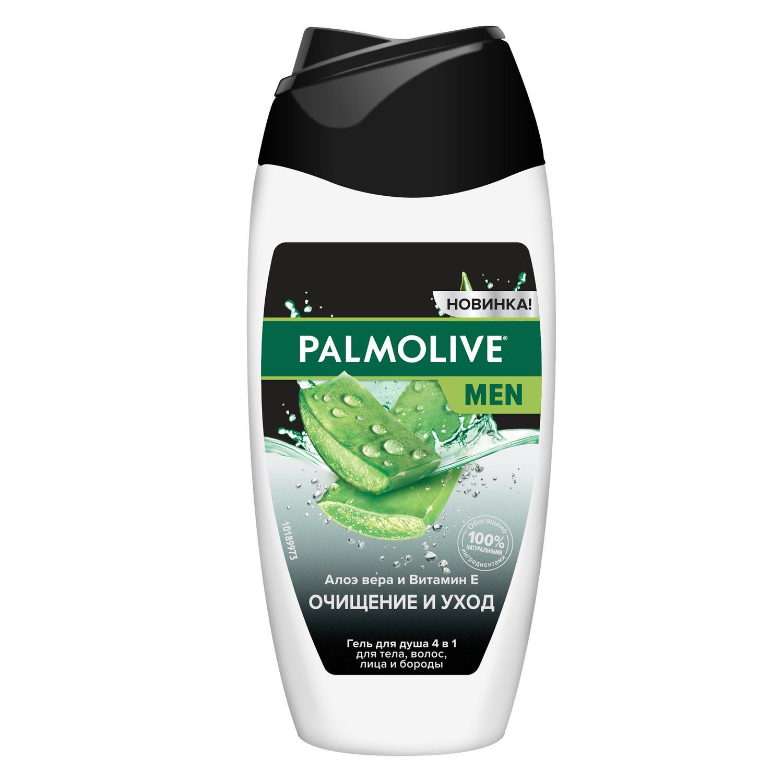 Фото - Гель для душа мужской Colgate-palmolive men алоэ и витамин е 250 мл гель для душа 4 в 1 palmolive men очищение и перезагрузка 250 мл