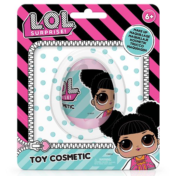 Детская декоративная косметика LOL в яйце (маленьком) LOL5105