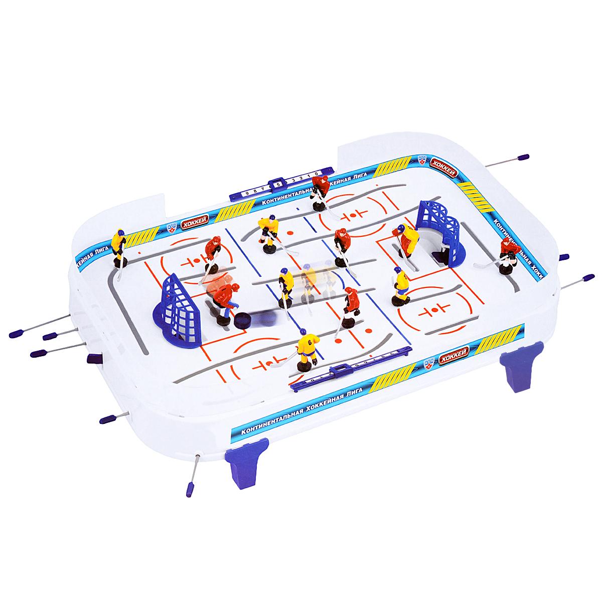 Игра ABtoys Настольный хоккей КХЛ 68200