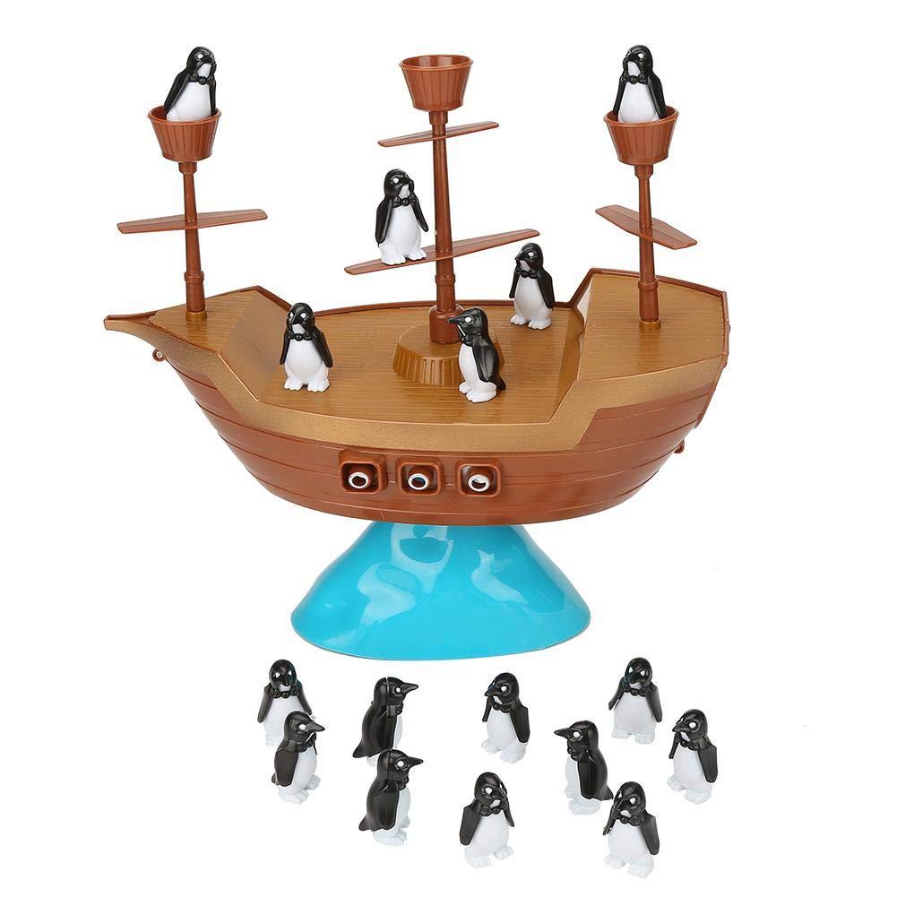 Игра настольная Junfa Toys Пиратская лодка 1240-2 junfa toys настольная магнитная игра 6 в 1 junfra
