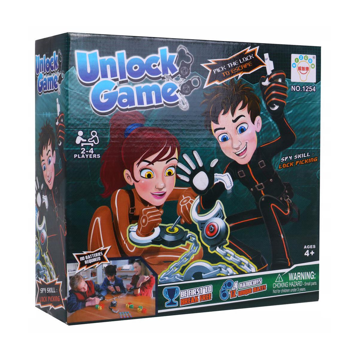 Игра настольная Junfa Toys Шпионская игра 1254-2 junfa toys настольная магнитная игра 6 в 1 junfra