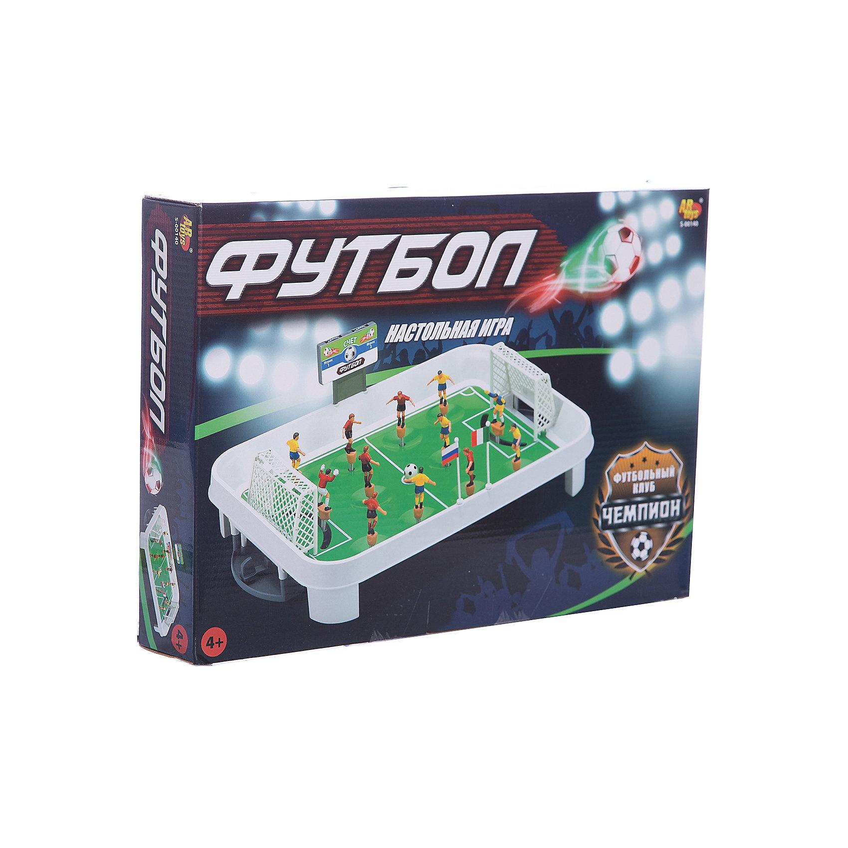 Игра ABtoys Настольный футбол 12 игроков