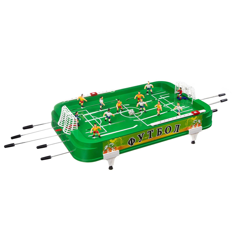Игра Junfa Toys Настольный футбол ZY280359 junfa toys настольная магнитная игра 6 в 1 junfra