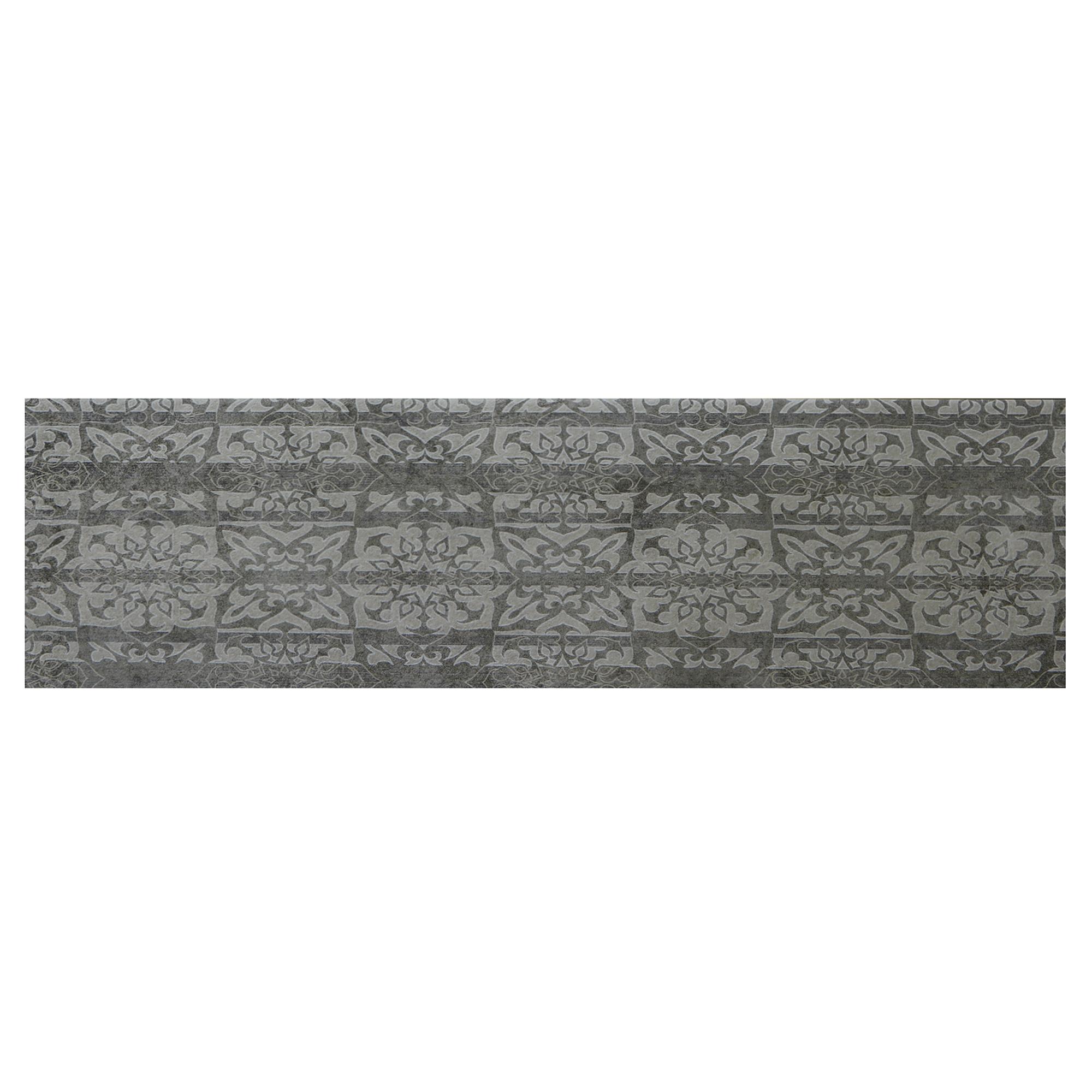 Фото - Плитка настенная Cristacer MUSE DECOR GRIS 25х75 керамическая плитка laparet crema бежевый настенная 25х75 см