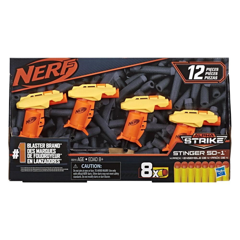 Набор игровой Hasbro Nerf Alfa Strike Стингер