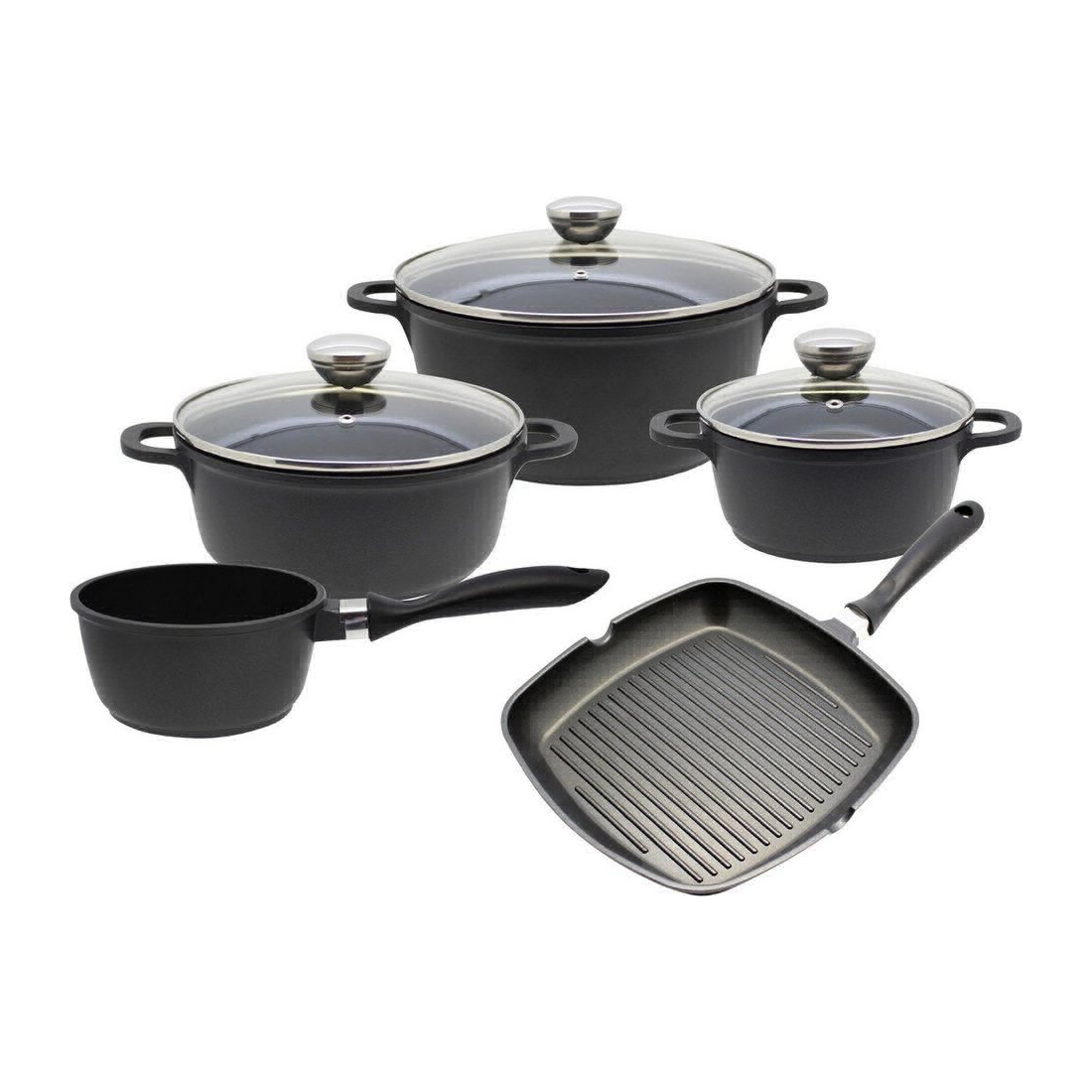 Набор посуды Elo 8 предметов набор посуды werner ingrid 8 предметов