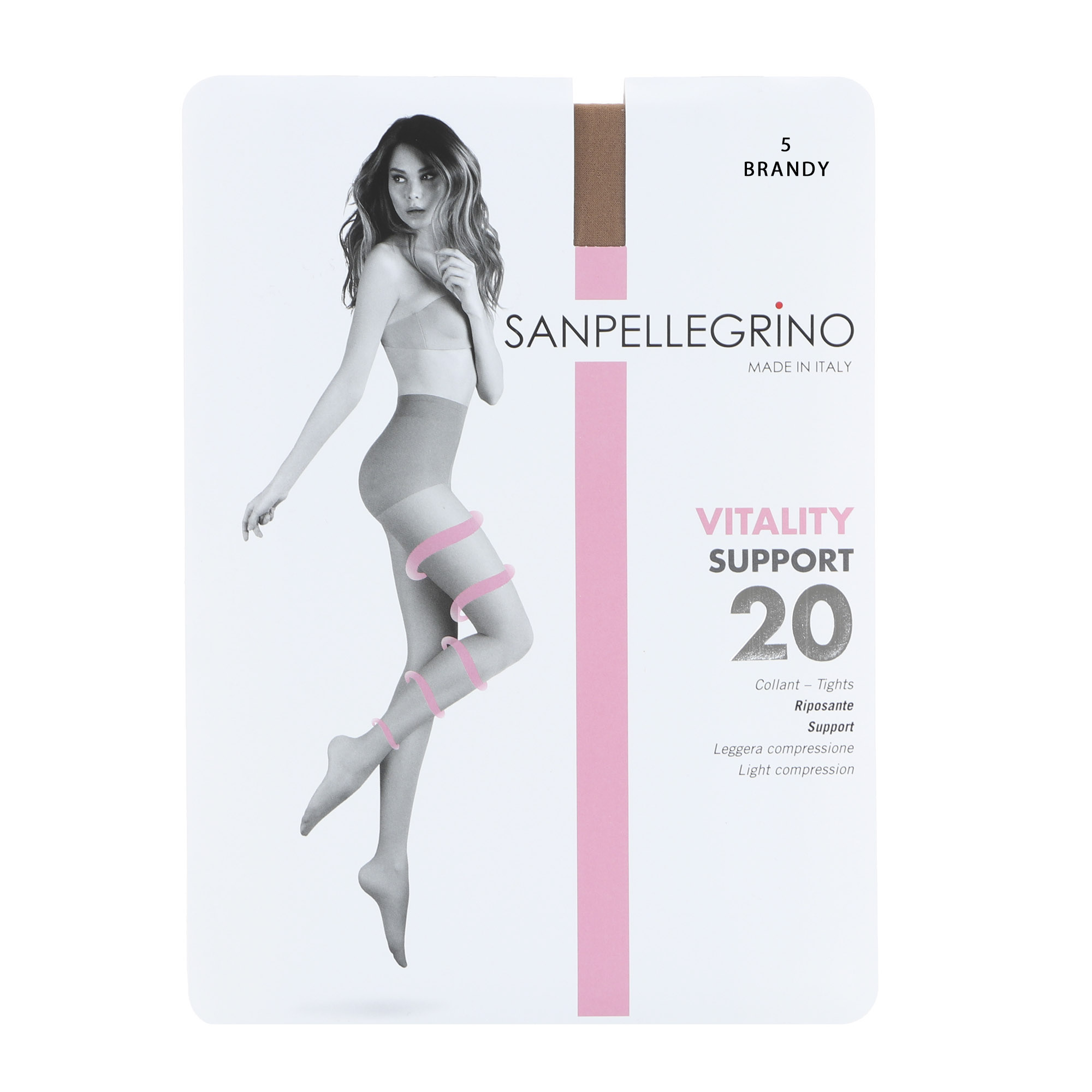 Колготки Sanpellegrino Support 20 Comfort Brandy Maxi недорого