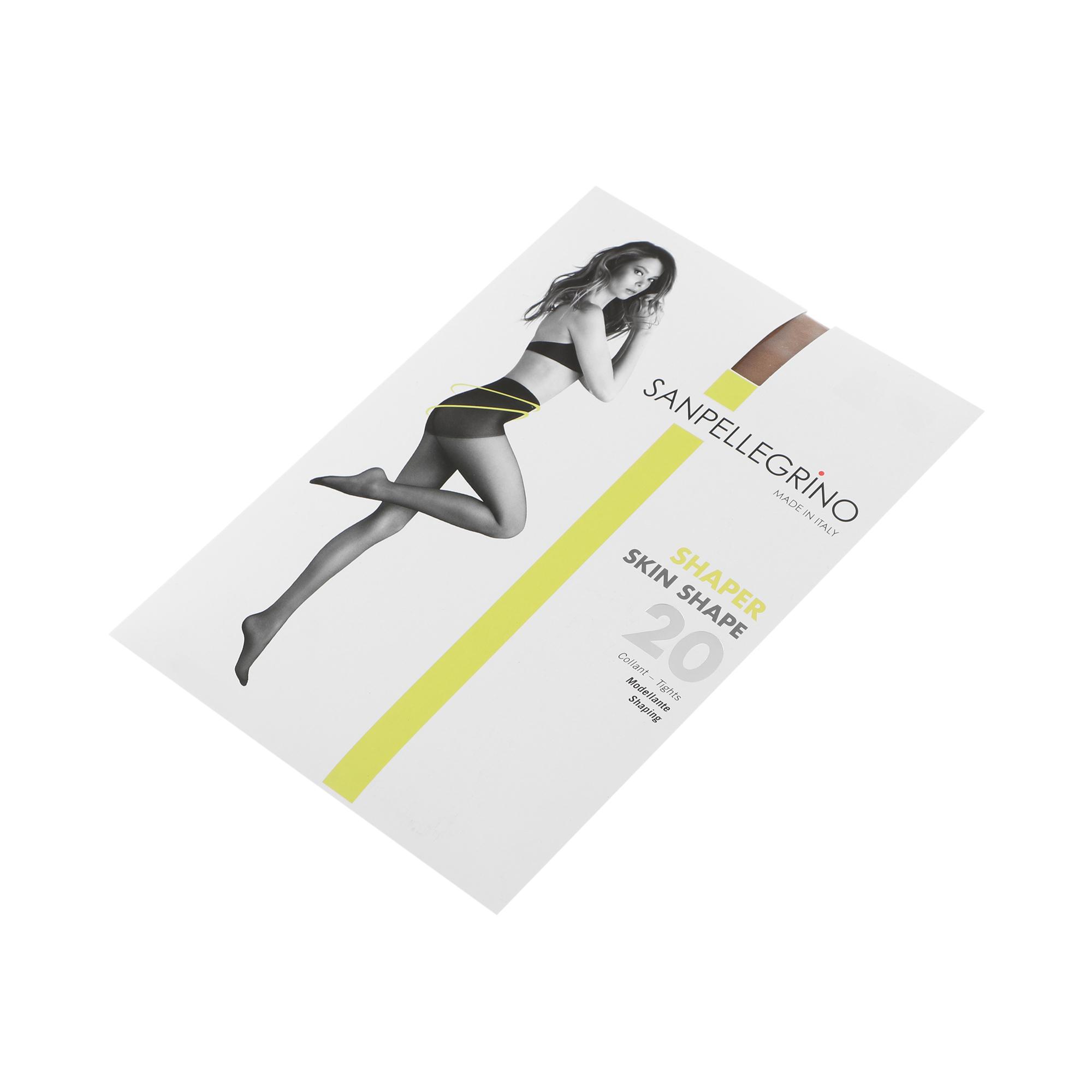 Колготки Sanpellegrino Skin Shape 20 Nudo XL колготки sanpellegrino comodo curvy 20 nudo xl