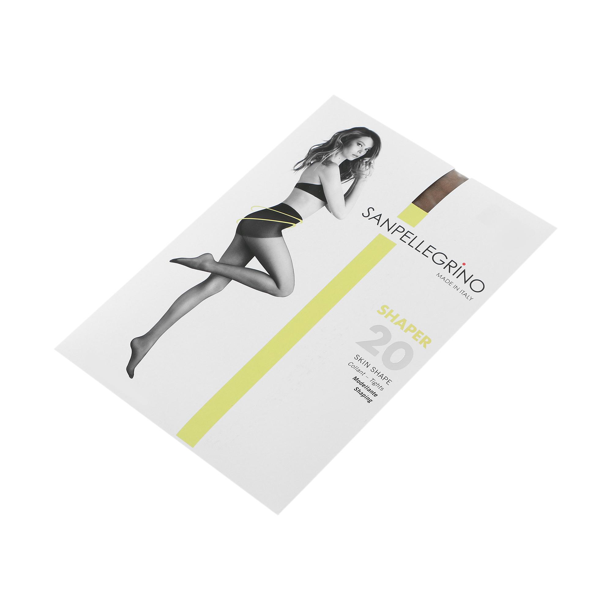 Колготки Sanpellegrino Skin Shape 20 Avana L