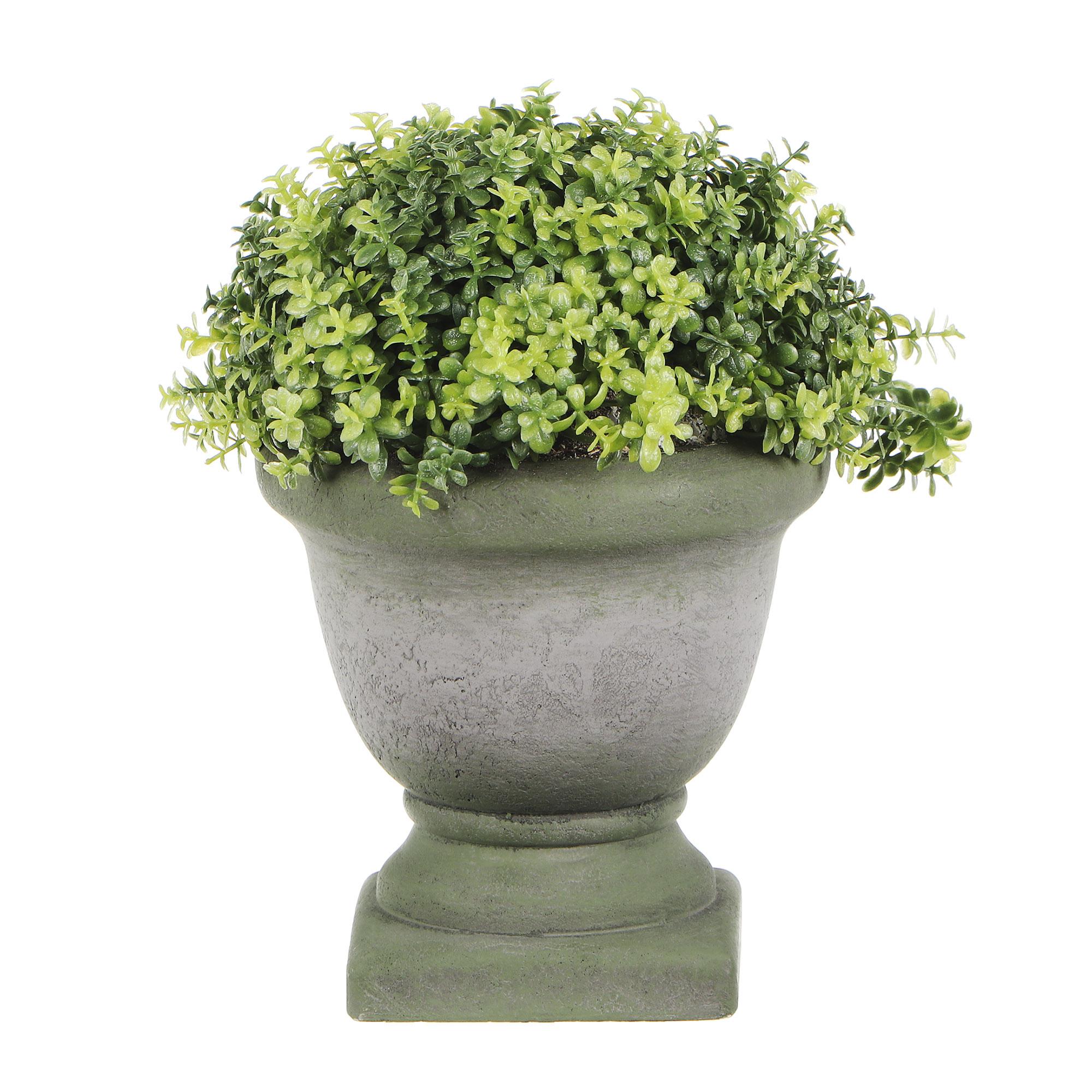 Растение искусственное Hanlin в горшке д12.5x18см фото