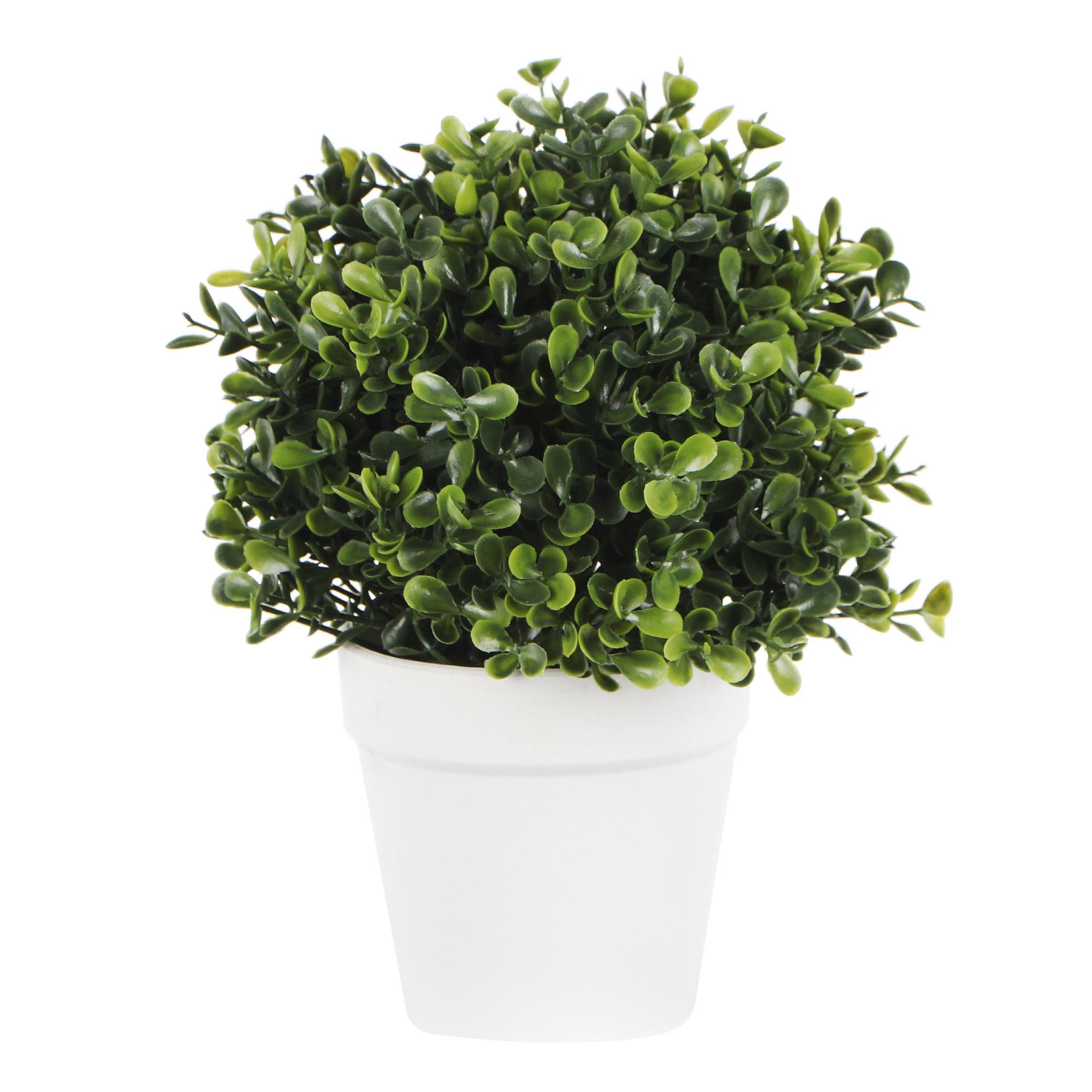 Растение искусственное Hanlin в горшке д15xh16см фото