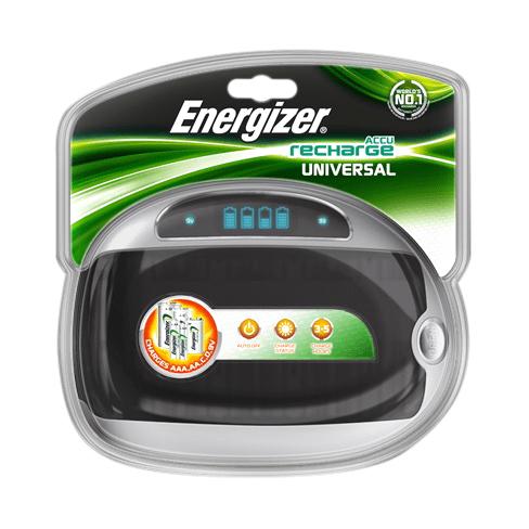 Устройство зарядное Energizer Charger Universal w/o batt
