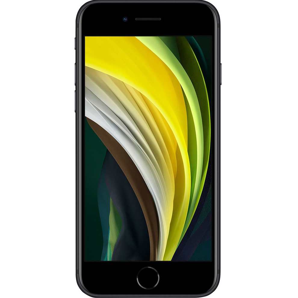 фото Смартфон apple iphone se 128 gb black