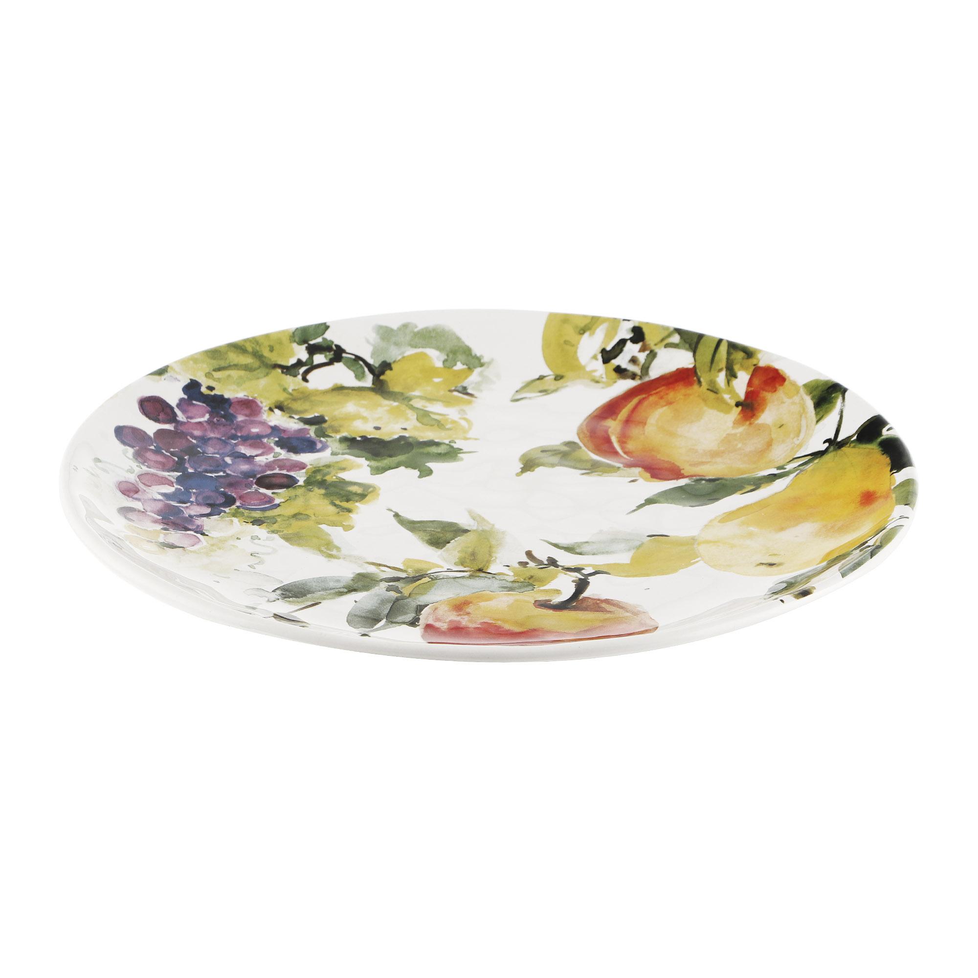 Тарелка обеденная Certified Int Амброзия 28 см тарелка обеденная зимний сад радость 28 см cer28315 1 certified international corp