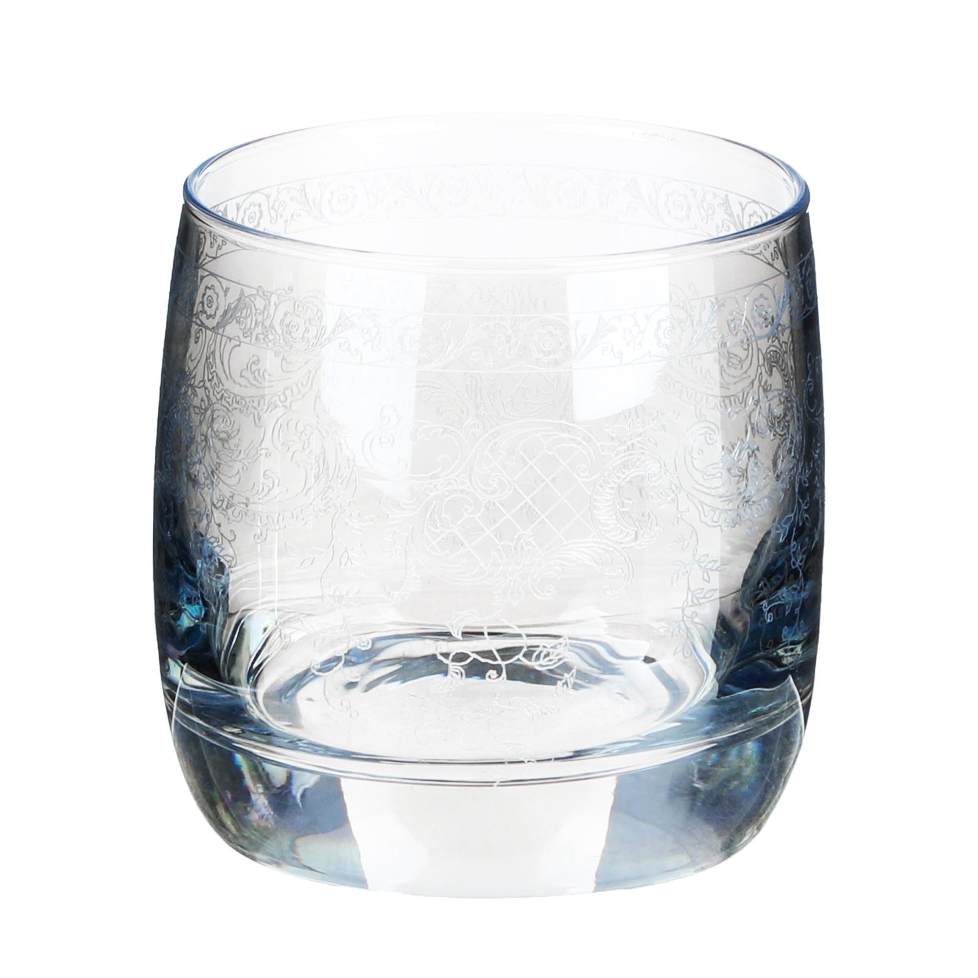Набор стаканов Glasstar Ренесанс 310 мл 6 шт набор стаканов glasstar графитовый омбре 310 мл 6 шт