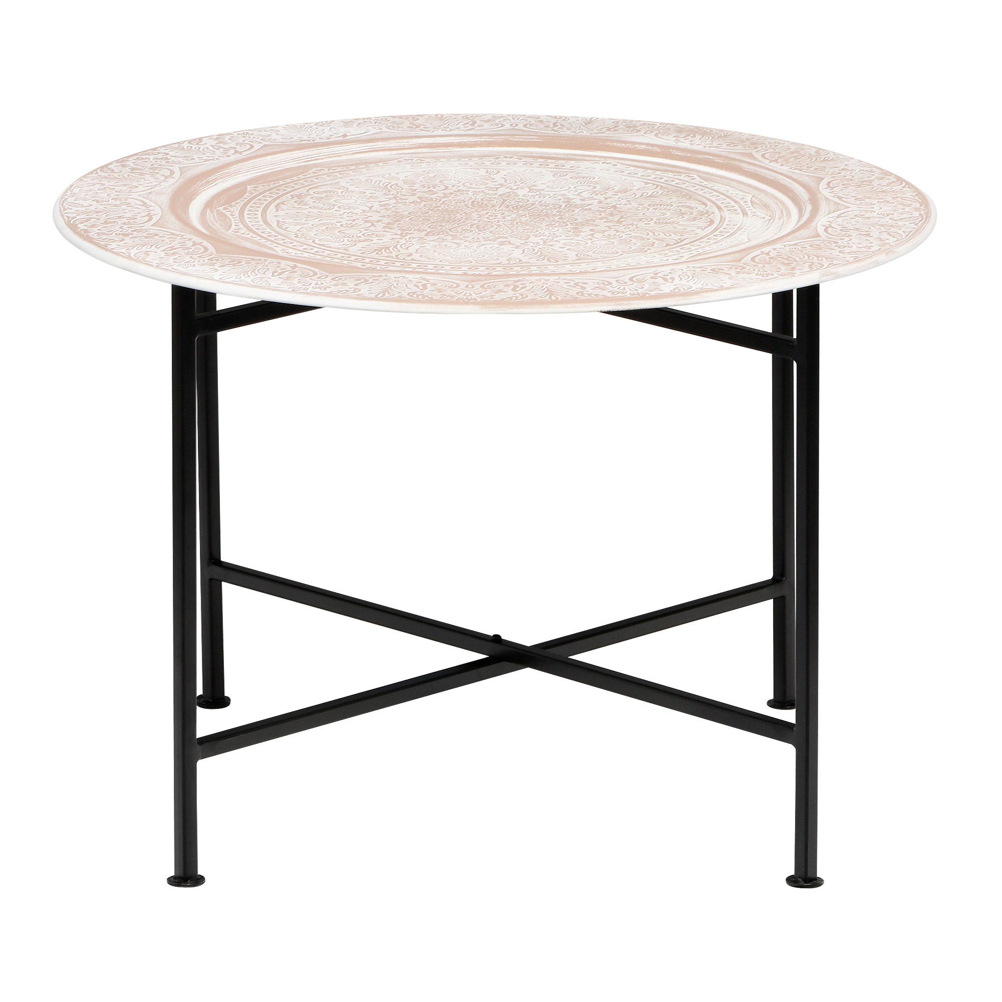 Столик кофейный Bizzotto furniture Anil 60х60х42 см liberty home кофейный столик duval gold