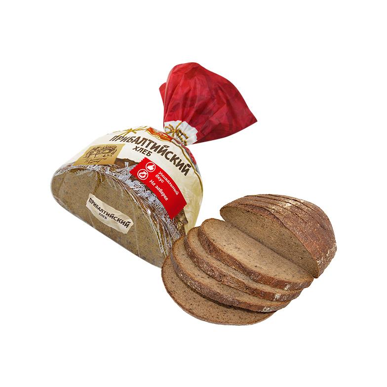 Фото - Хлеб Черемушки Прибалтийский половина 400 г хлеб черемушки бородинский нарезка 390 г