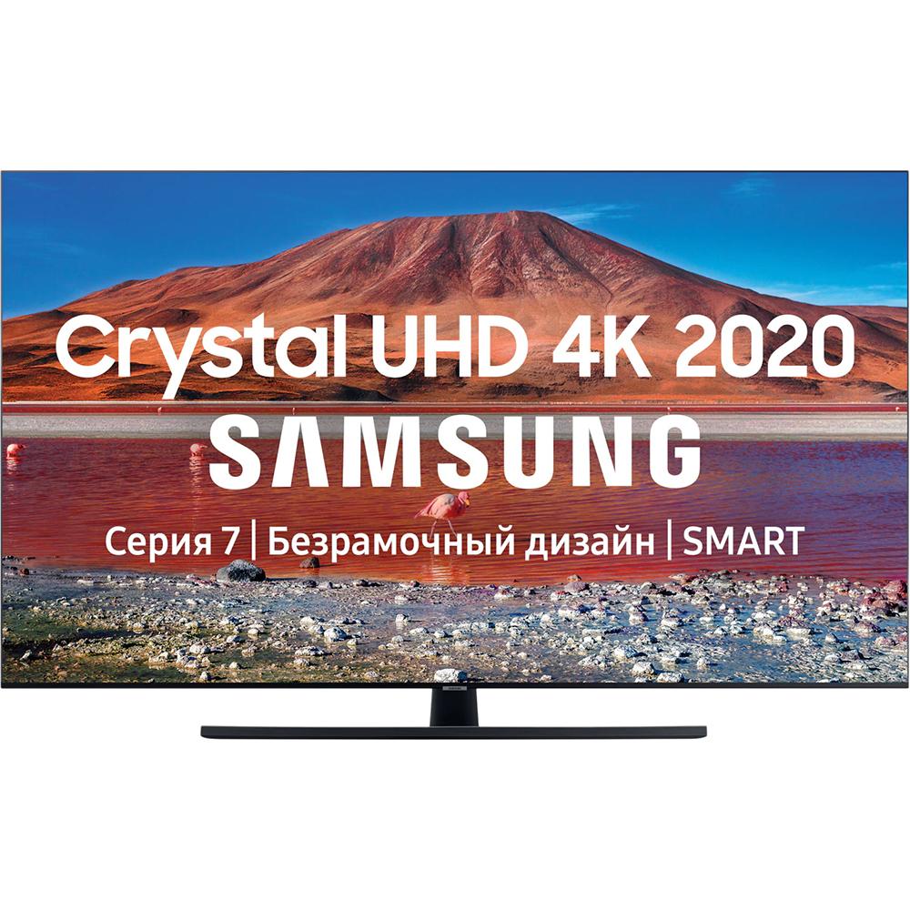 Фото - Телевизор Samsung UE75TU7500UXRU телевизор samsung lcd 50 4k ue50tu7500uxru