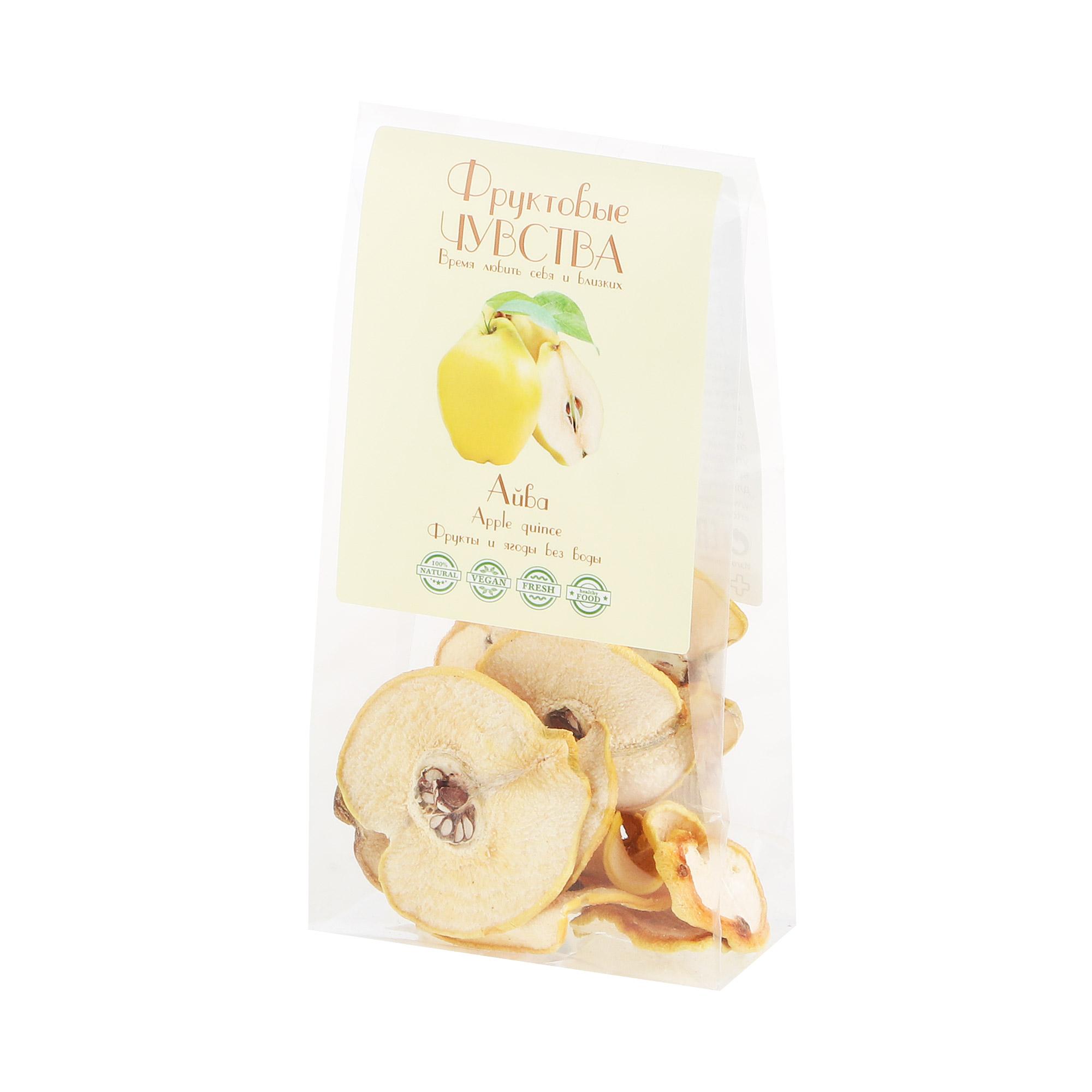 Айва Фруктовые чувства сублимированная 60 г малина сублимированная snack
