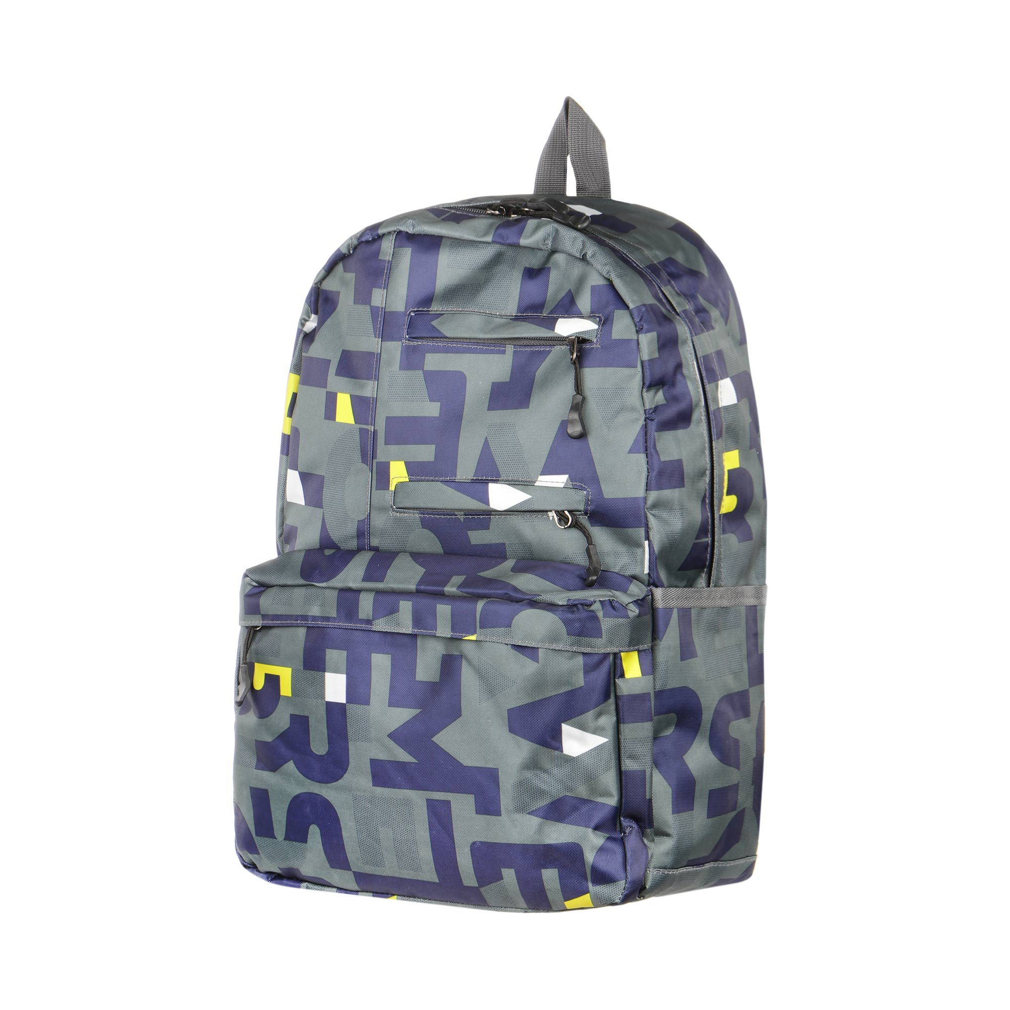 Рюкзак Baoding синий иероглифы 34x20x18cm рюкзак chill синий деним
