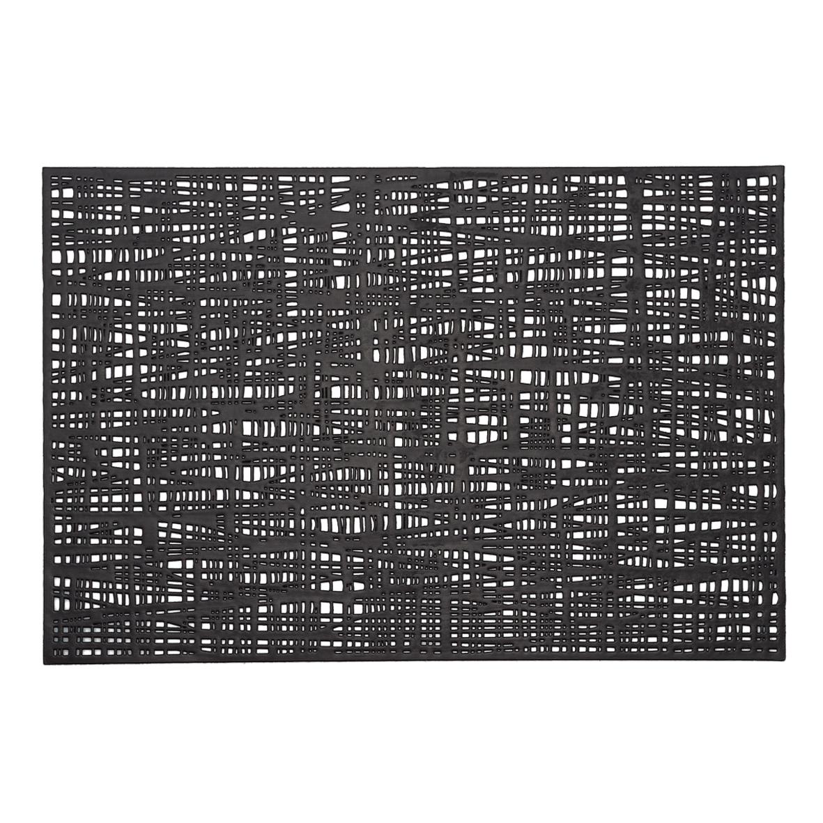 Фото - Подставка под горячее Zeller 30х45 см черный подставка под горячее zeller 35 см серый