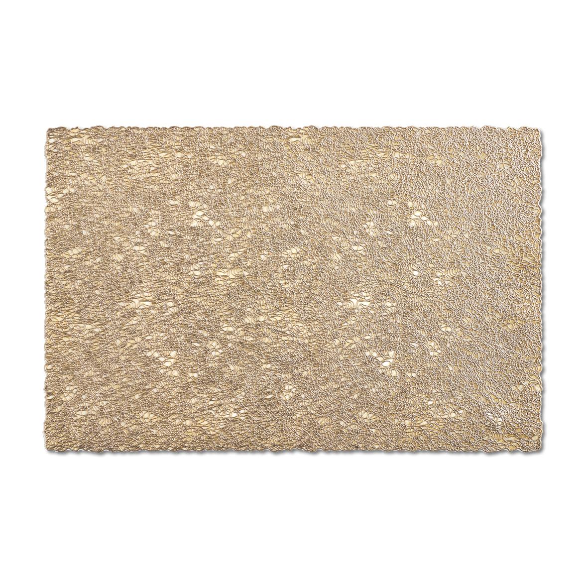 Фото - Подставка под горячее Zeller 30х45 см золото подставка под горячее zeller 35 см серый