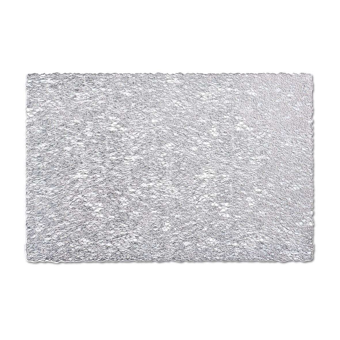 Фото - Подставка под горячее Zeller 30х45 см серебро подставка под горячее zeller 35 см серый